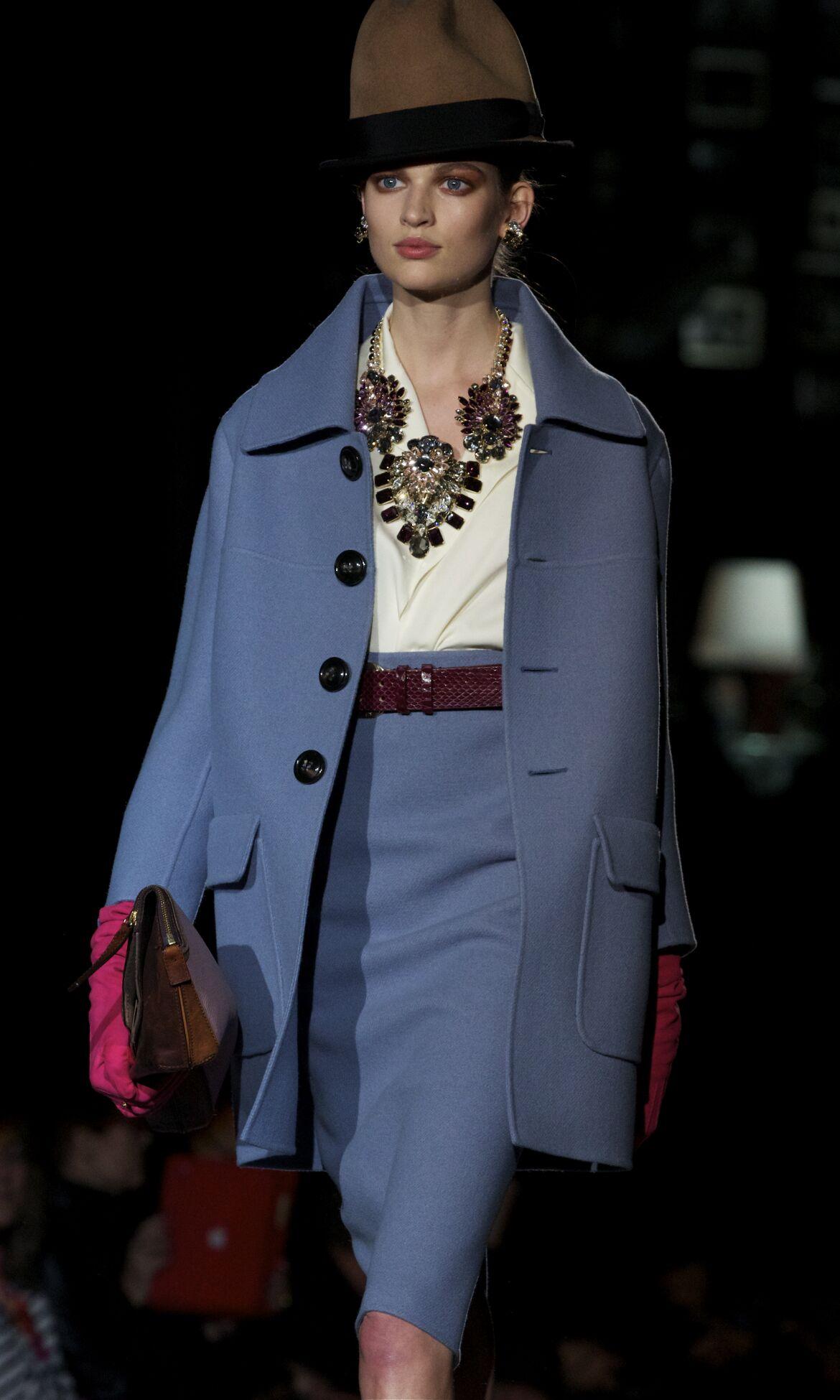 Winter 2014 Fashion Trends Dsquared2