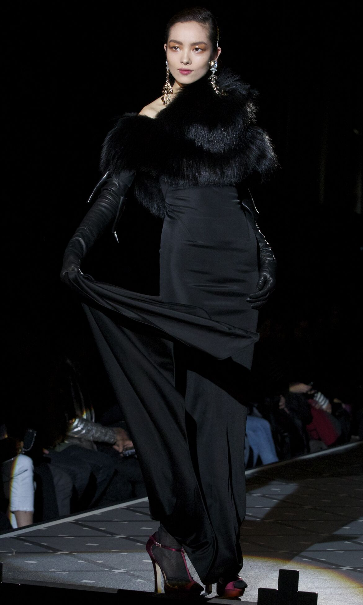 Winter Fashion Trends 2013 Dsquared2