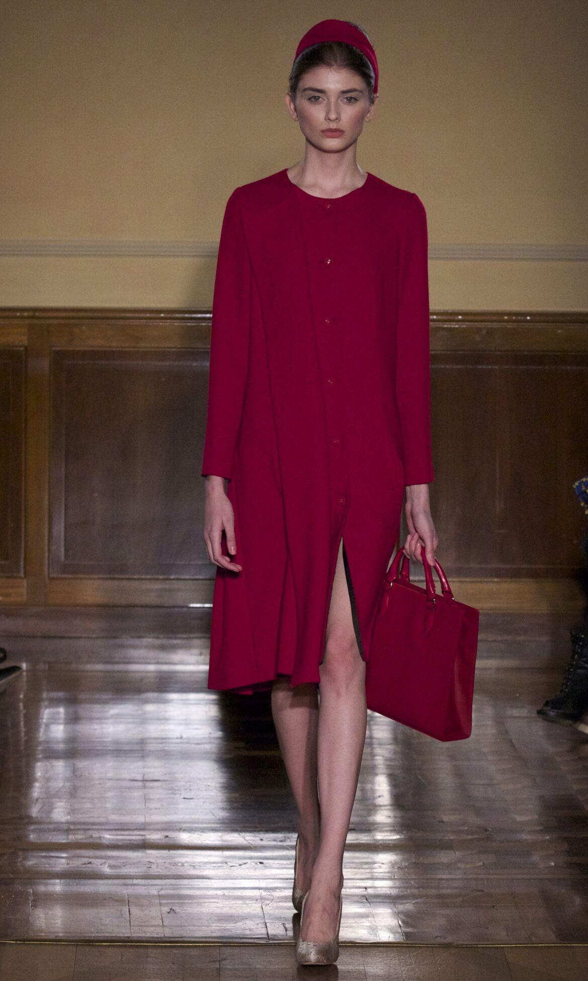 Winter Model Trends 2013 Woman Andrea Incontri