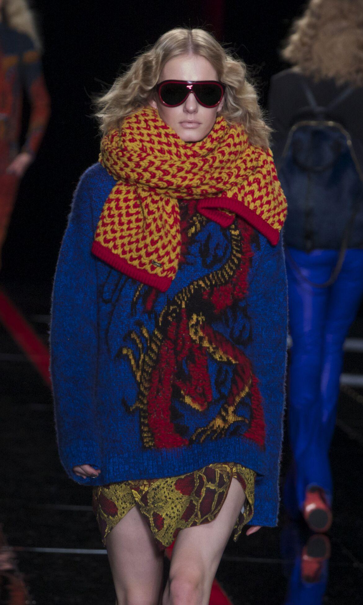Winter Model Trends 2013 Woman Just Cavalli