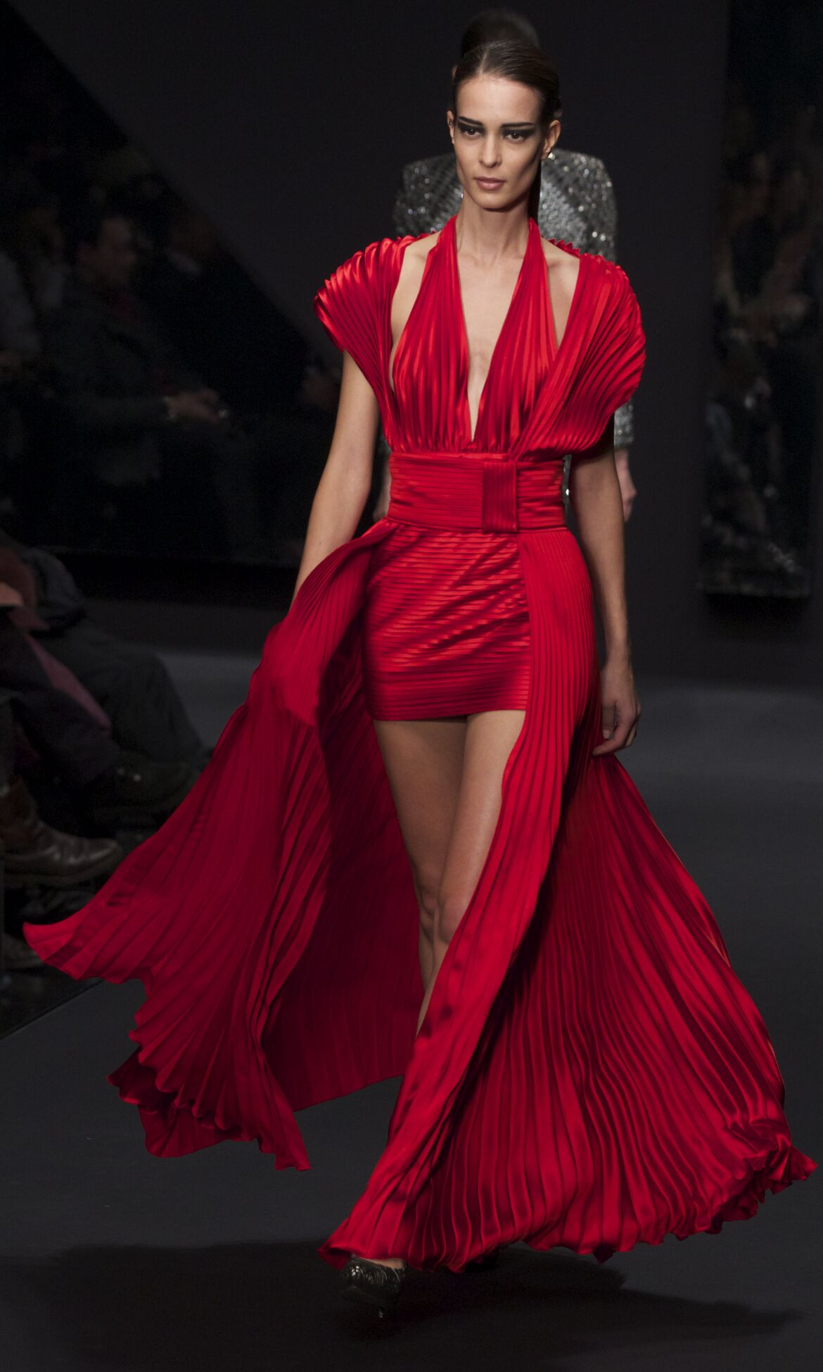 Winter Model Trends 2013 Woman Krizia