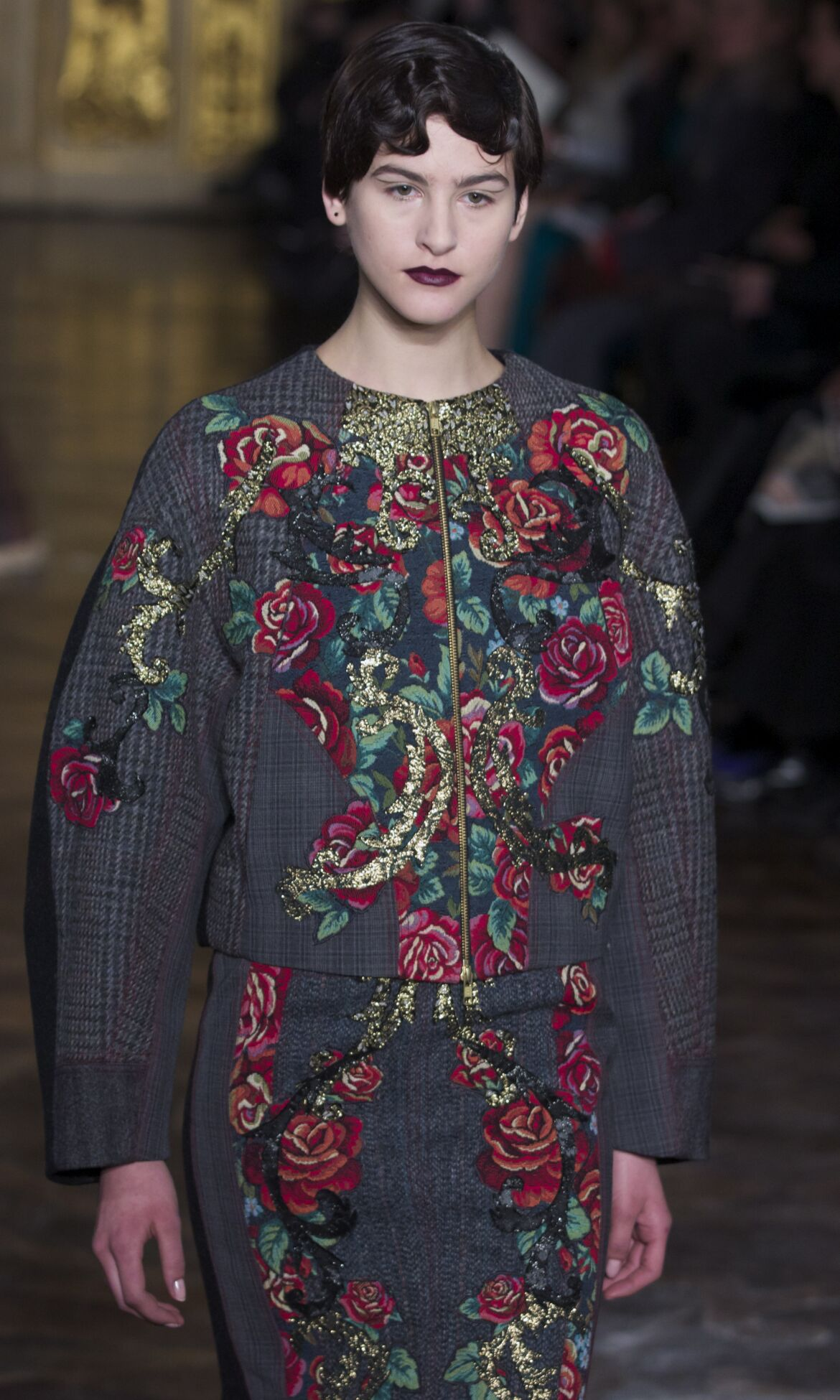 2013 Fall Models Woman Antonio Marras