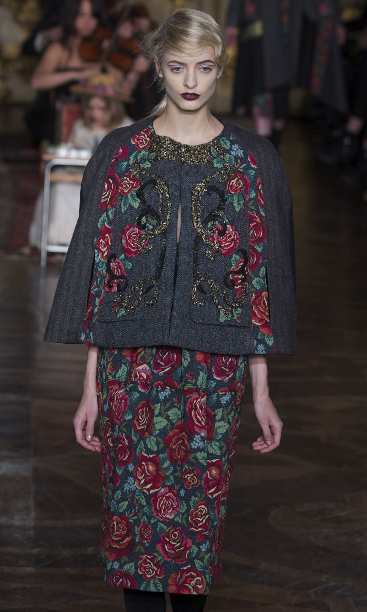 2013 Winter Models Woman Antonio Marras