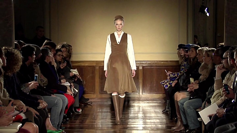Andrea Incontri Fall Winter 2013-14 Women's Fashion Show - Milan Fashion Week