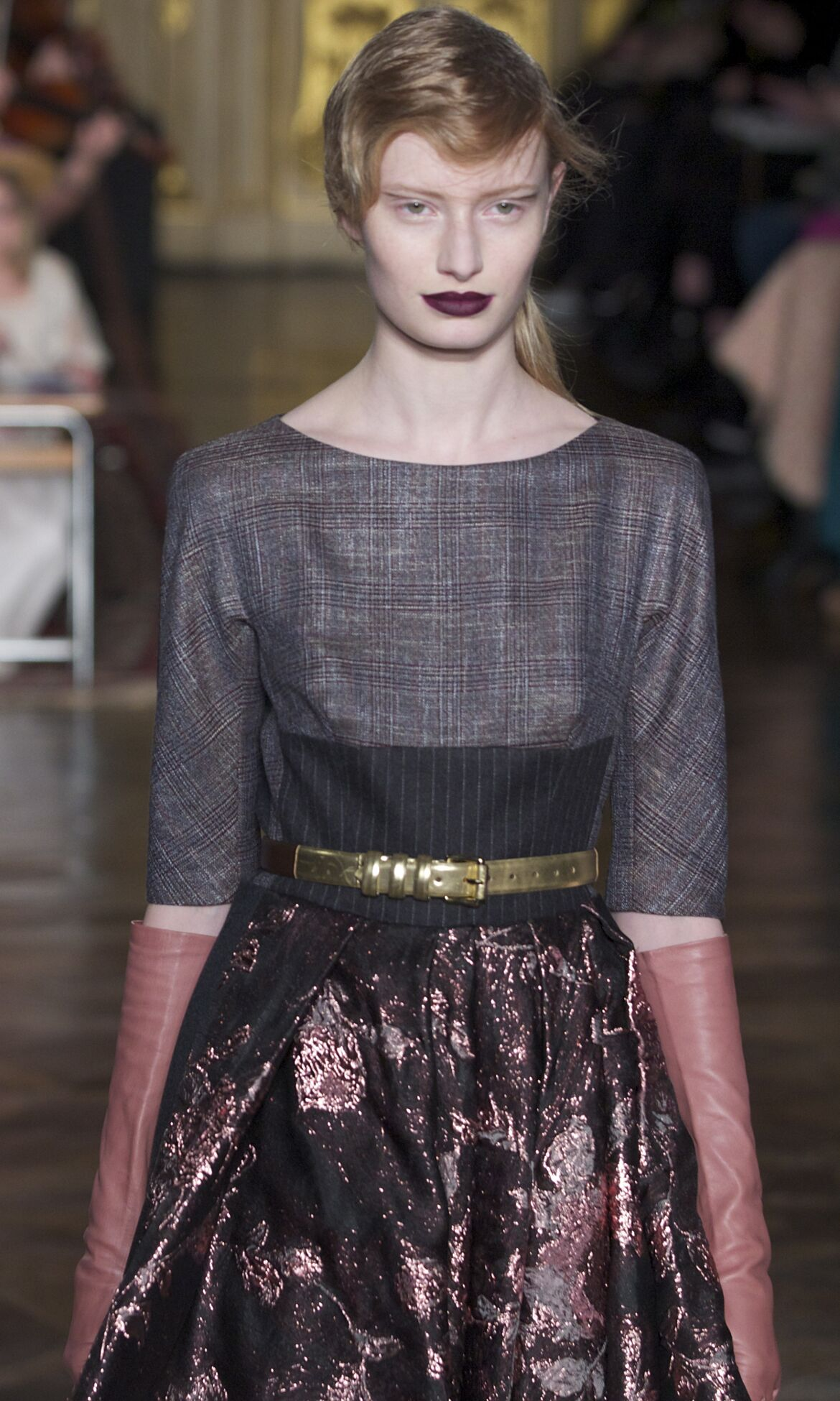 Antonio Marras Fall Winter 2013 14 Women Collection Milan Fashion Week Fashion Show