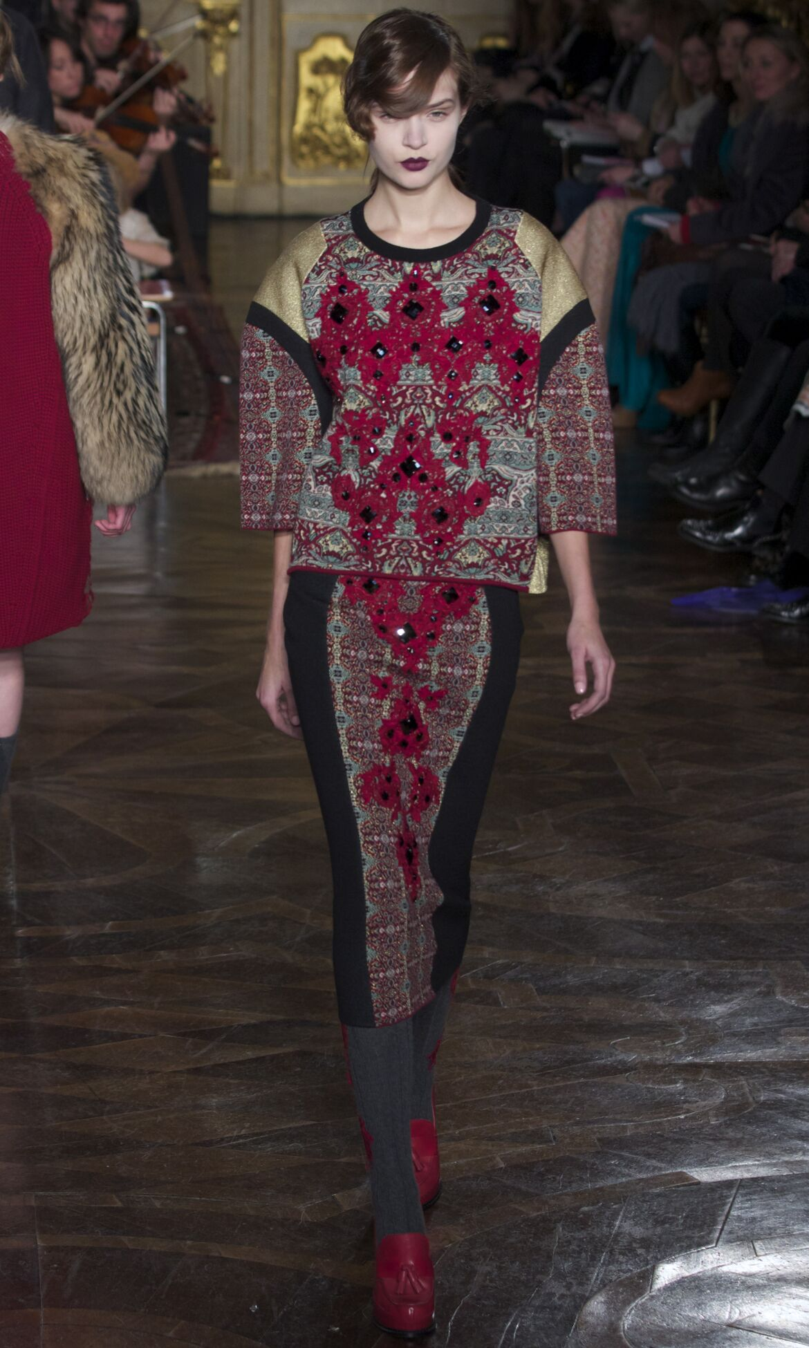 Antonio Marras Fashion Show FW 2013 2014