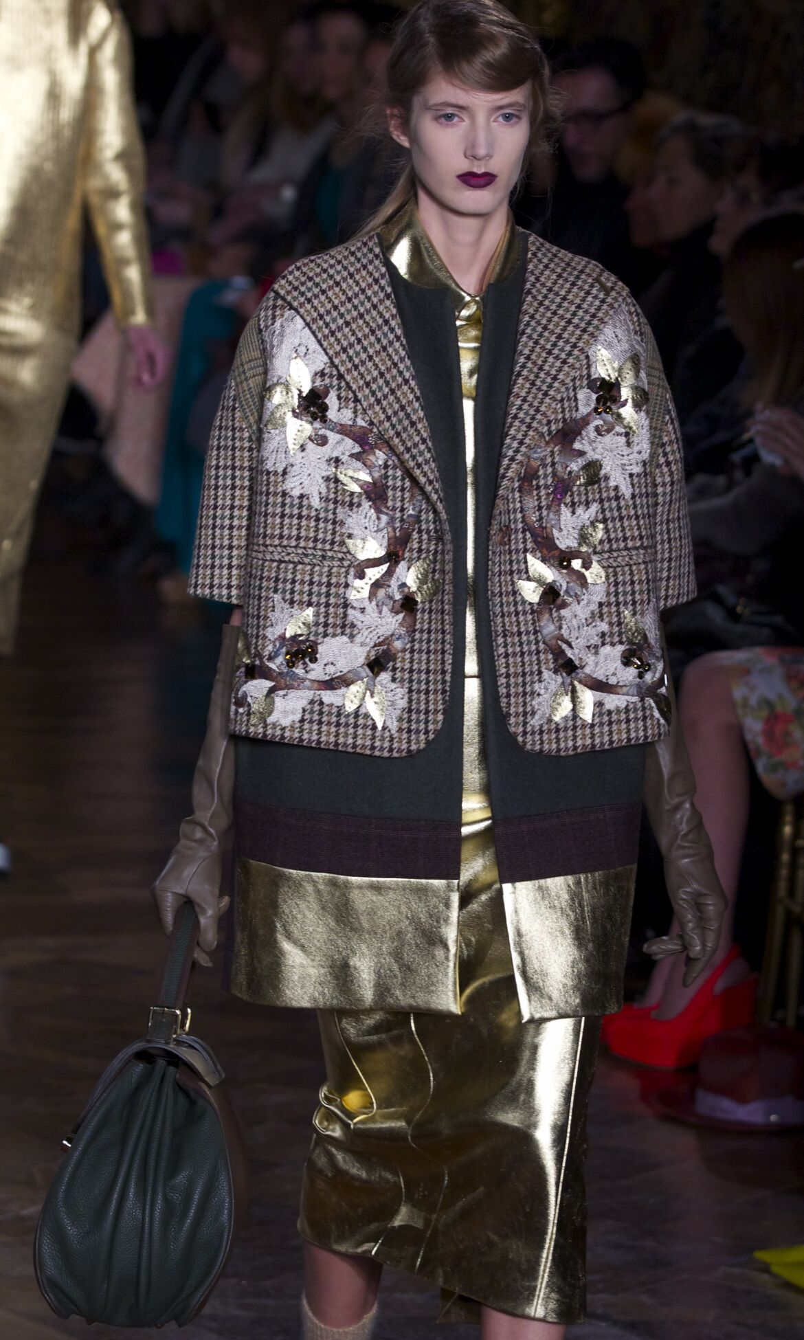 Fall 2013 Fashion Trends Antonio Marras