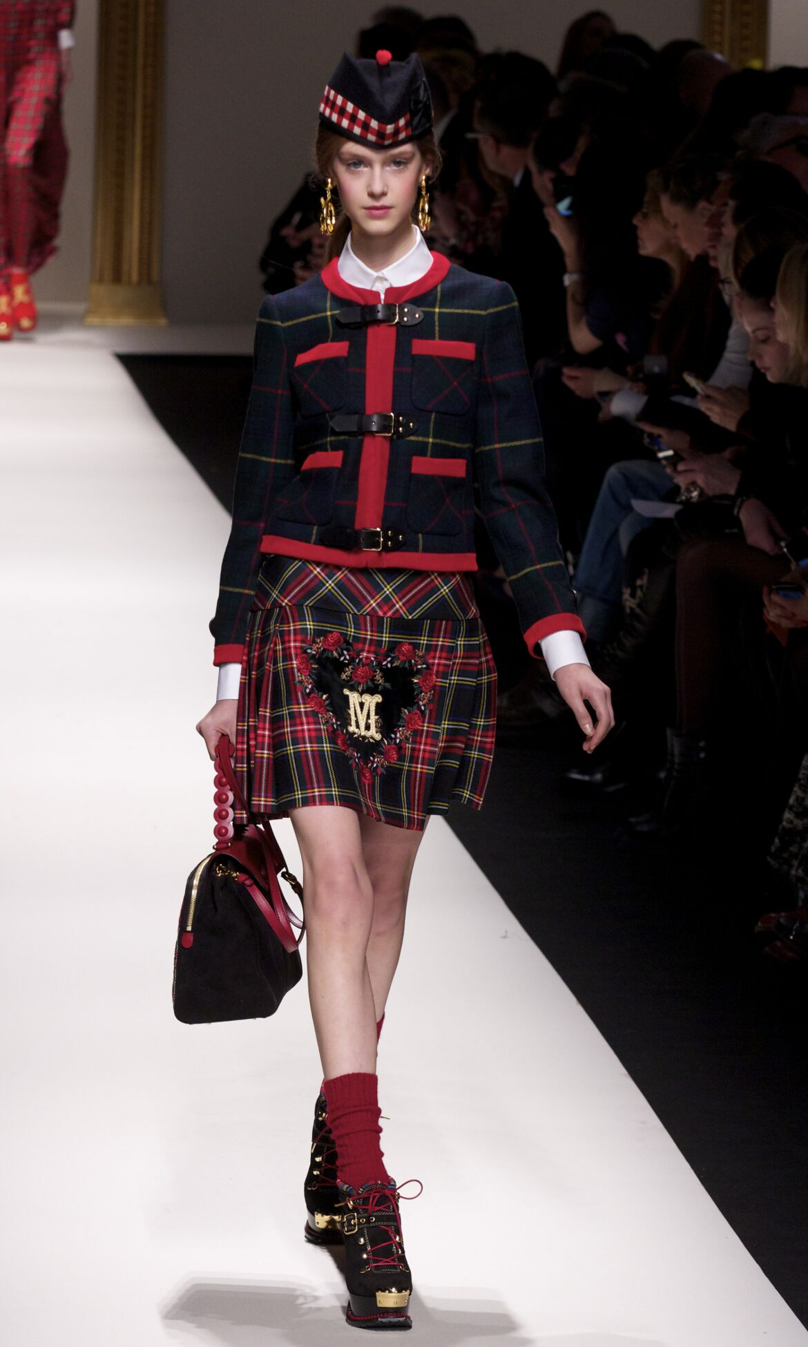 Fall 2013 Fashion Trends Moschino