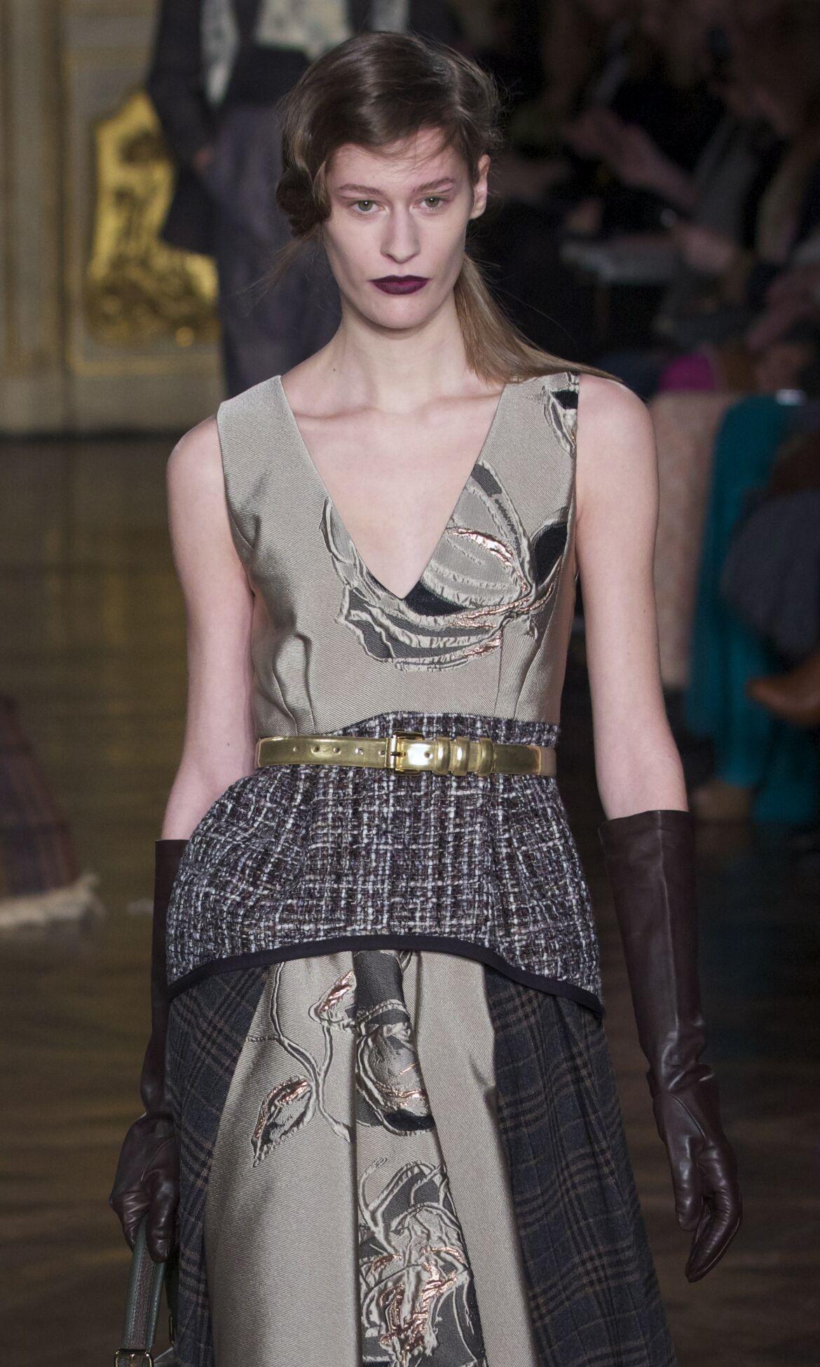 Fall Winter 2013 14 Fashion Women's Collection Antonio Marras