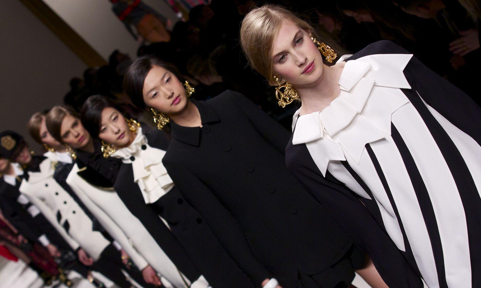 Moschino Fashion Show FW 2013 2014