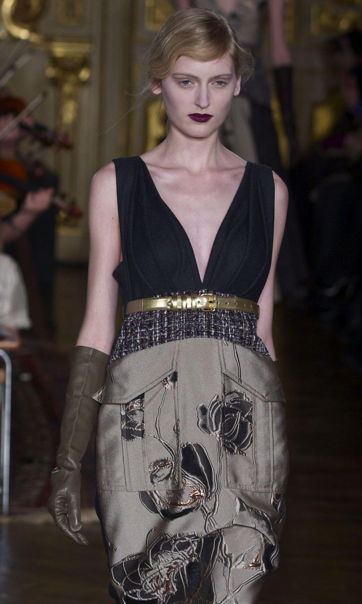 Winter 2013 Fashion Show Antonio Marras