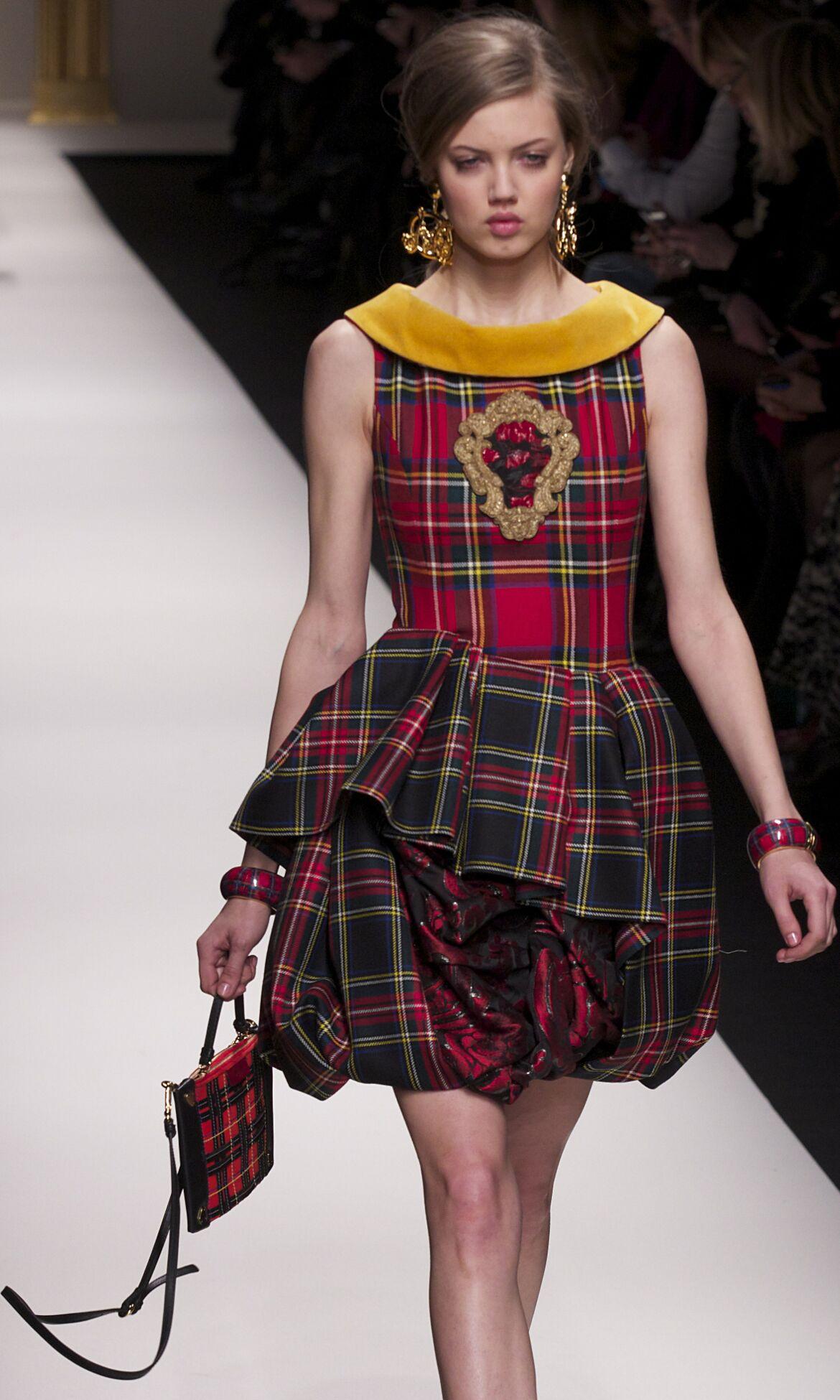 Winter 2013 Fashion Show Moschino