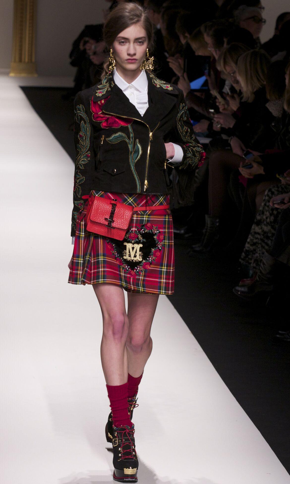 Winter 2014 Fashion Trends Moschino