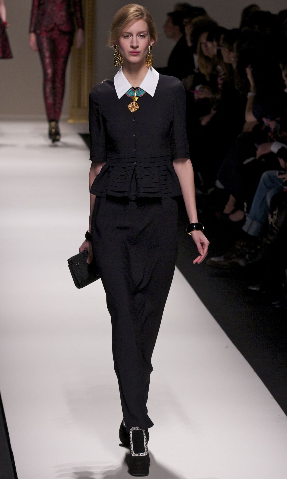 Winter Fashion Trends 2013 Moschino
