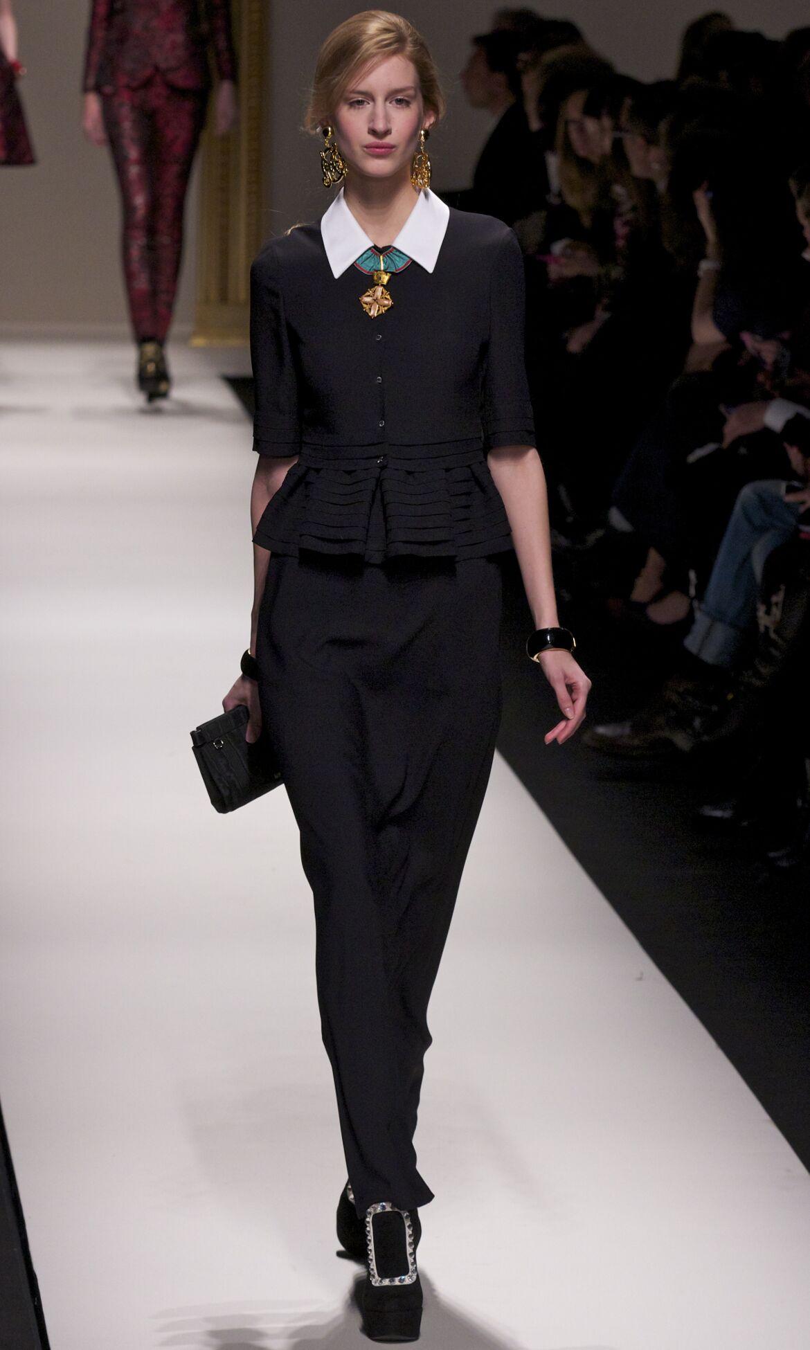 Winter Fashion Trends 2013 Moschino