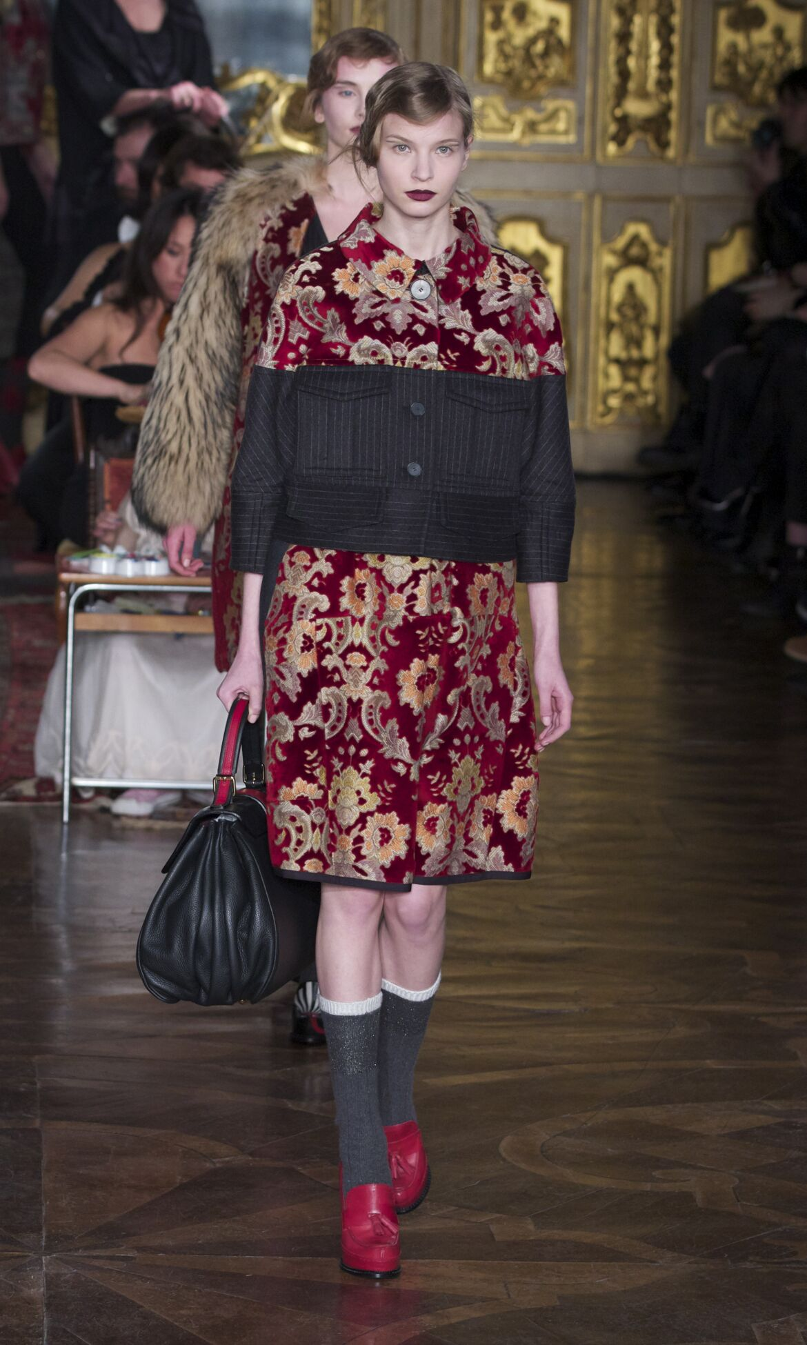 Winter Model Trends 2013 Woman Antonio Marras