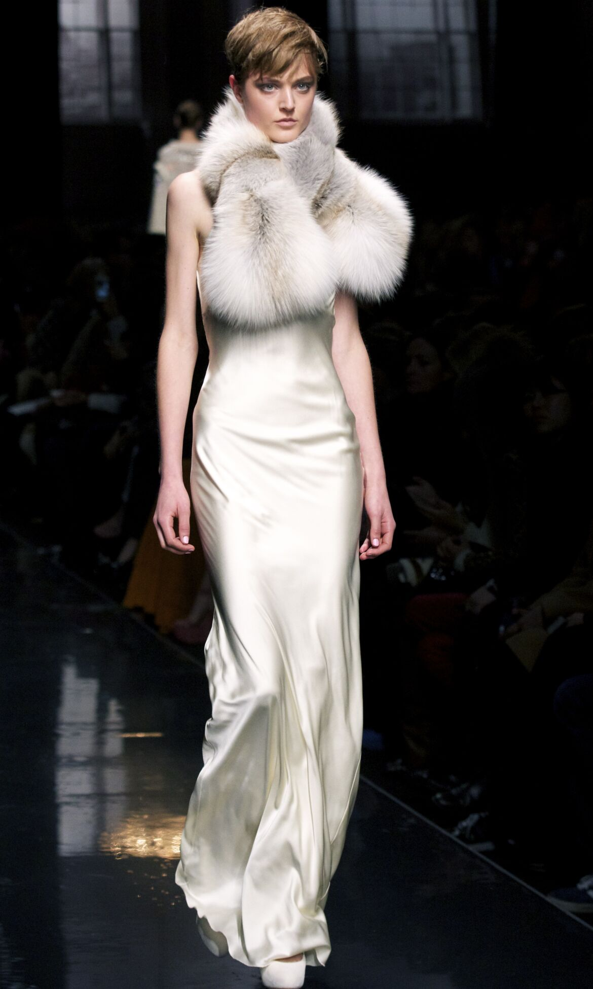 Catwalk Ermanno Scervino Winter 2013