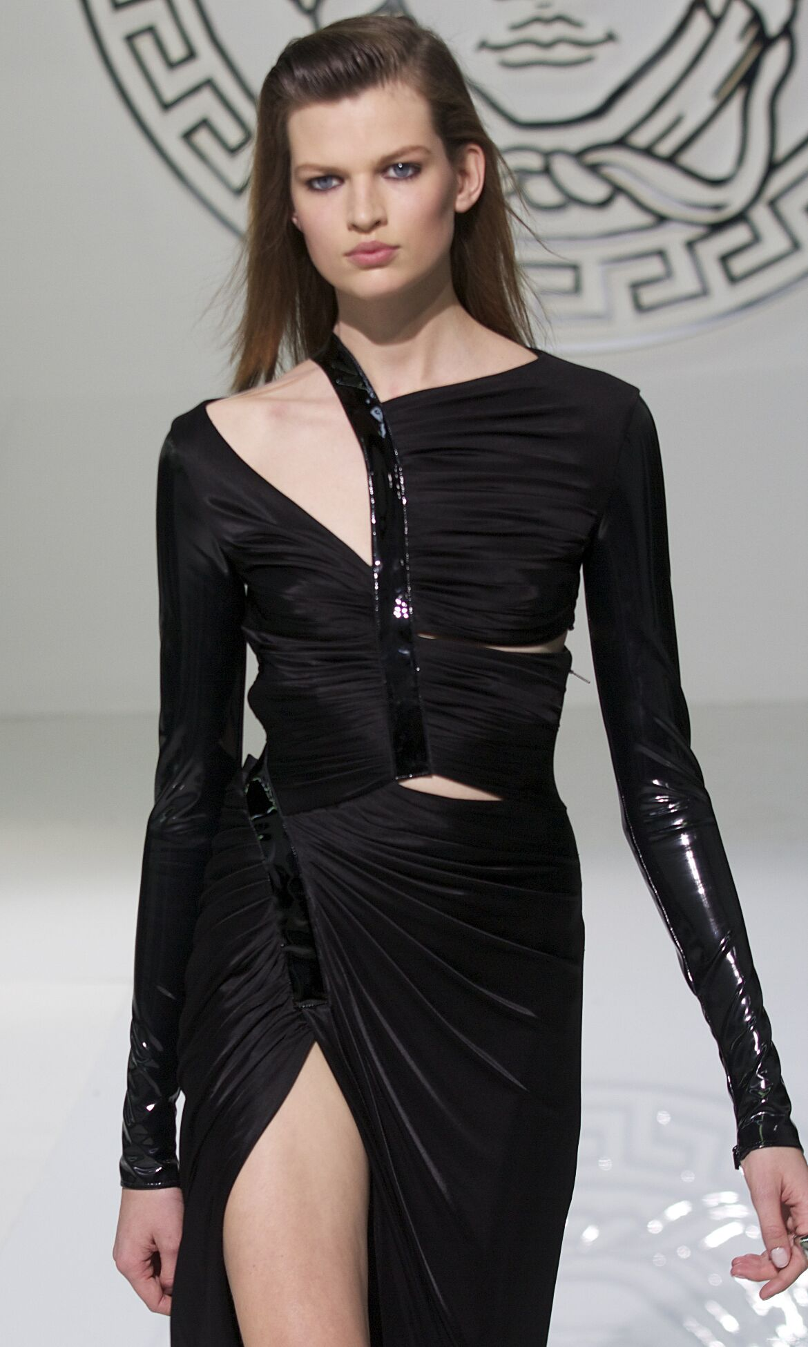 Catwalk Versace Winter 2013