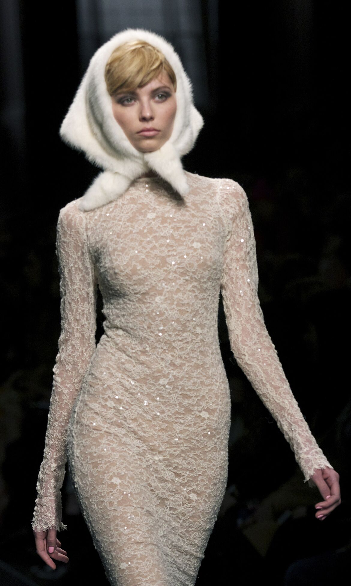 Ermanno Scervino Fall 2013 Catwalk