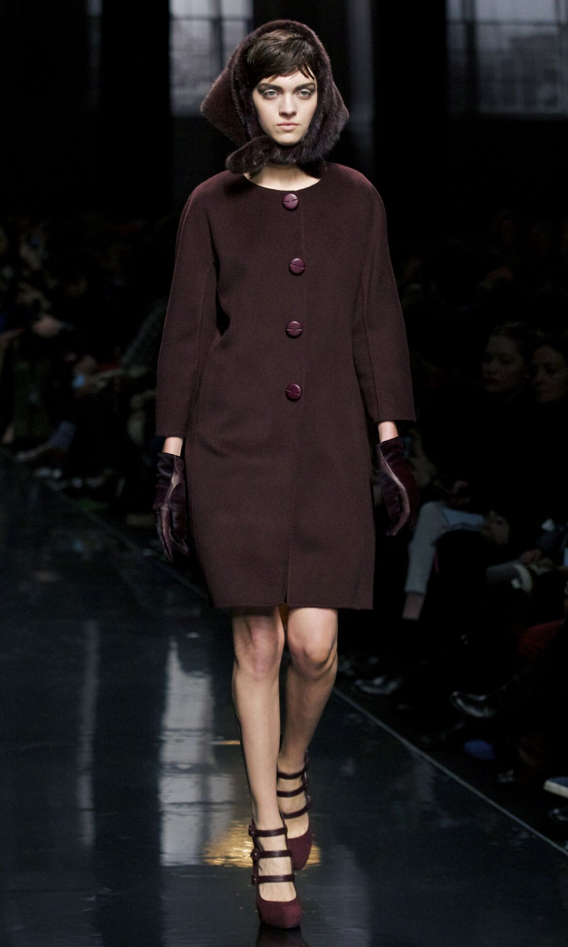 Ermanno Scervino Fall Winter 2013 14 Women Collection Milan Fashion Week Fashion Show