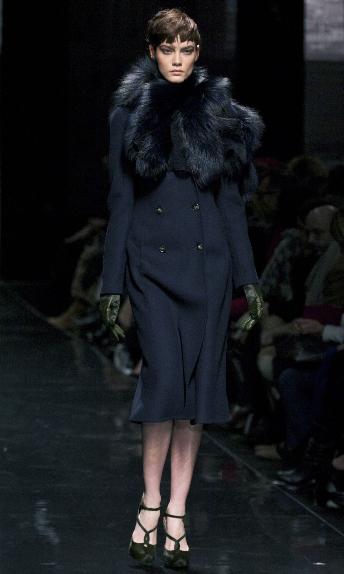 Fall 2013 Fashion Trends Ermanno Scervino