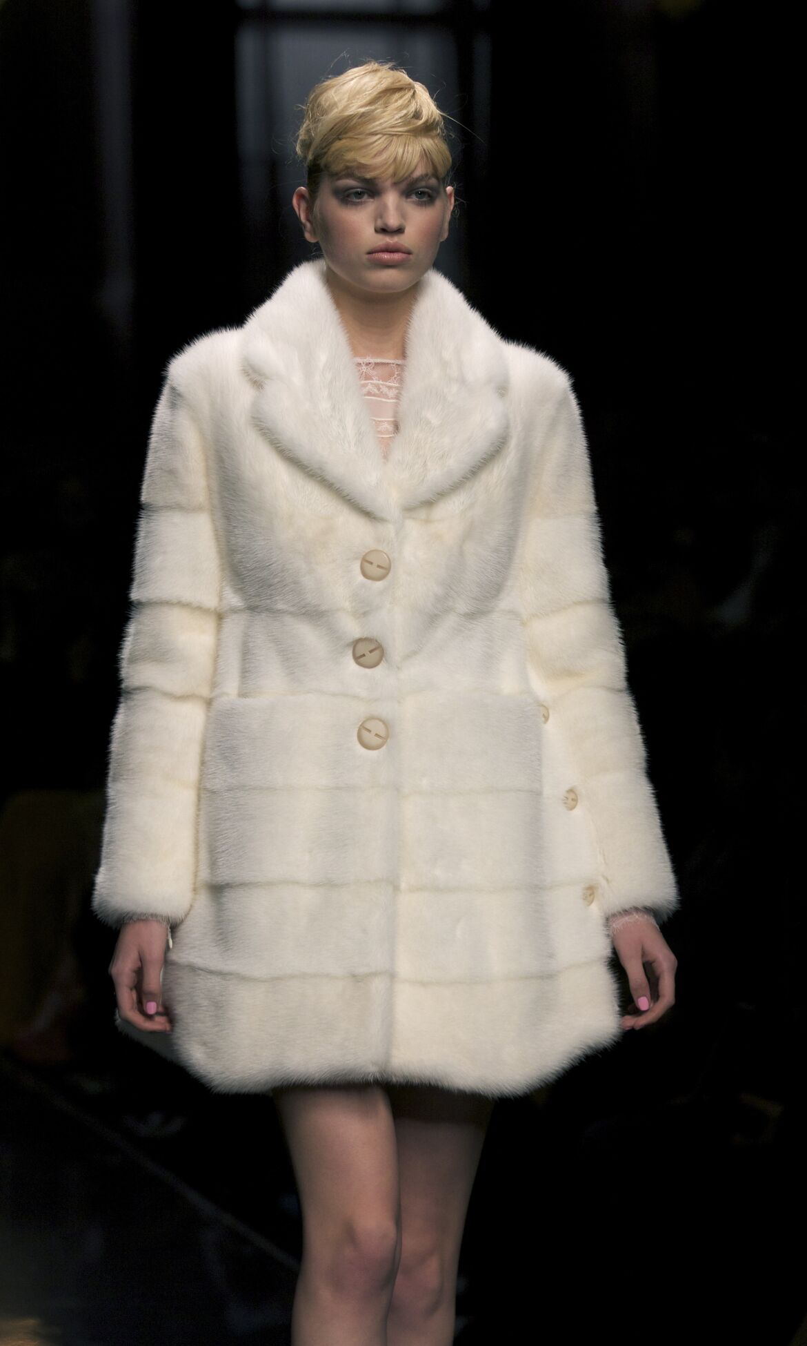 Fall Fashion 2013 Ermanno Scervino