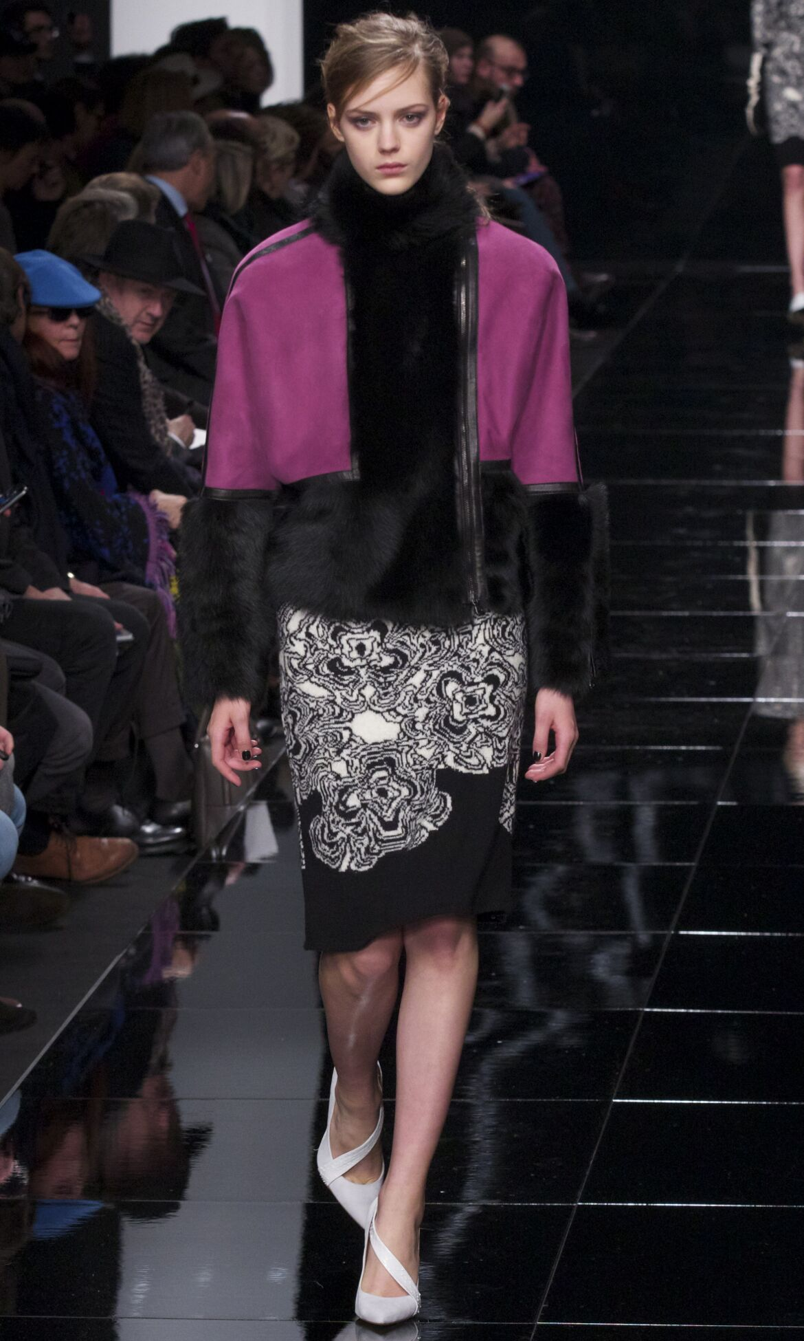 Iceberg Fall 2013 Catwalk