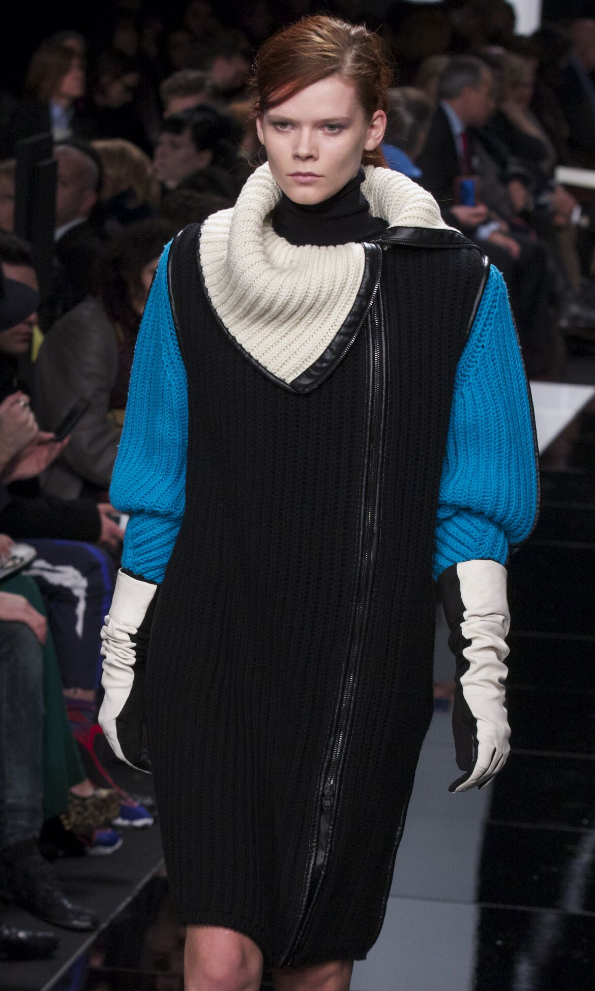 Iceberg Fall Winter 2013 14 Women Collection Milan Fashion Week Fashion Show