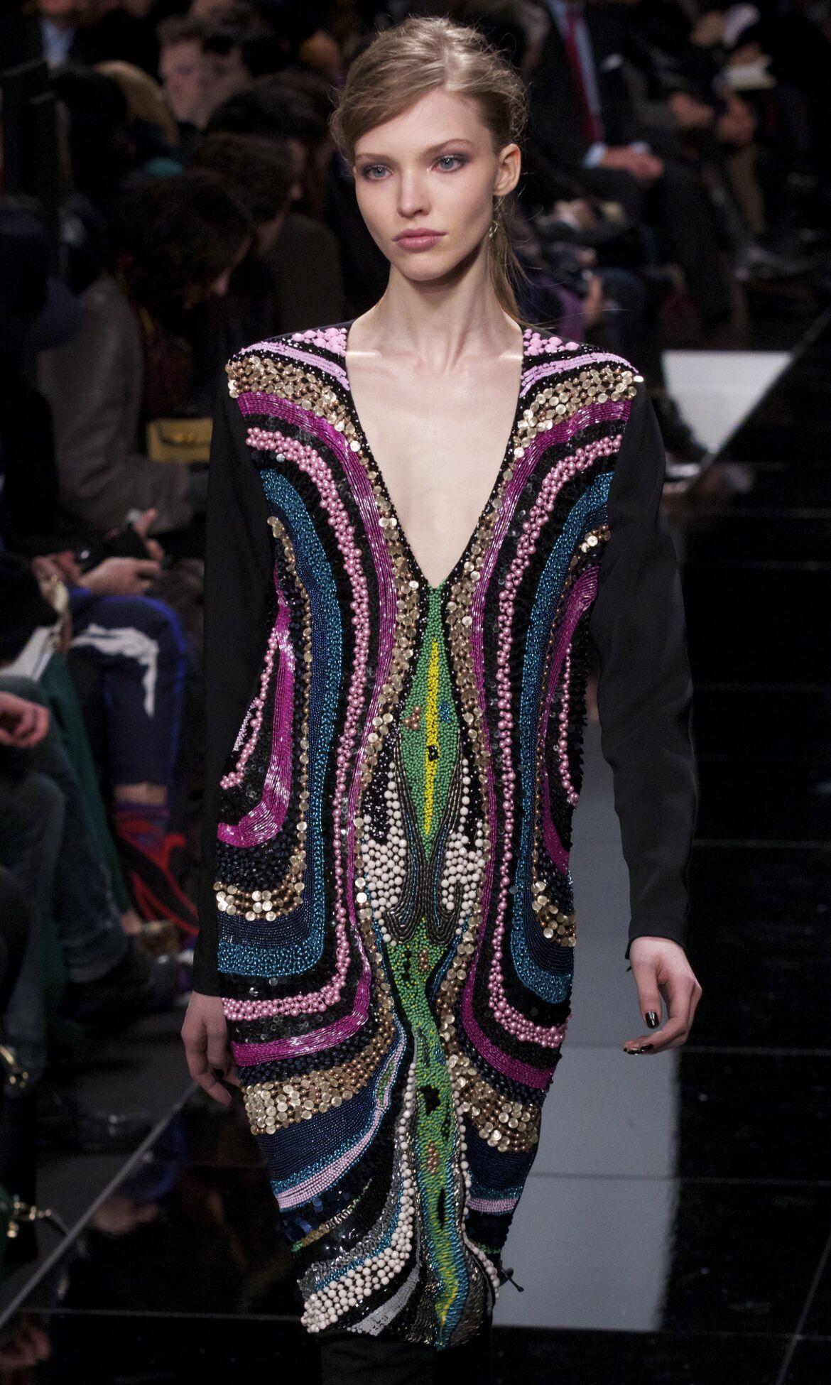 Iceberg Fashion Show 2013 Milan Fashion Week