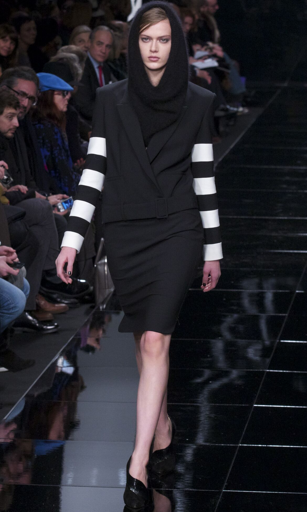 Runway Iceberg Fall Winter 2013 14 Women Collection Milan Fashion Week