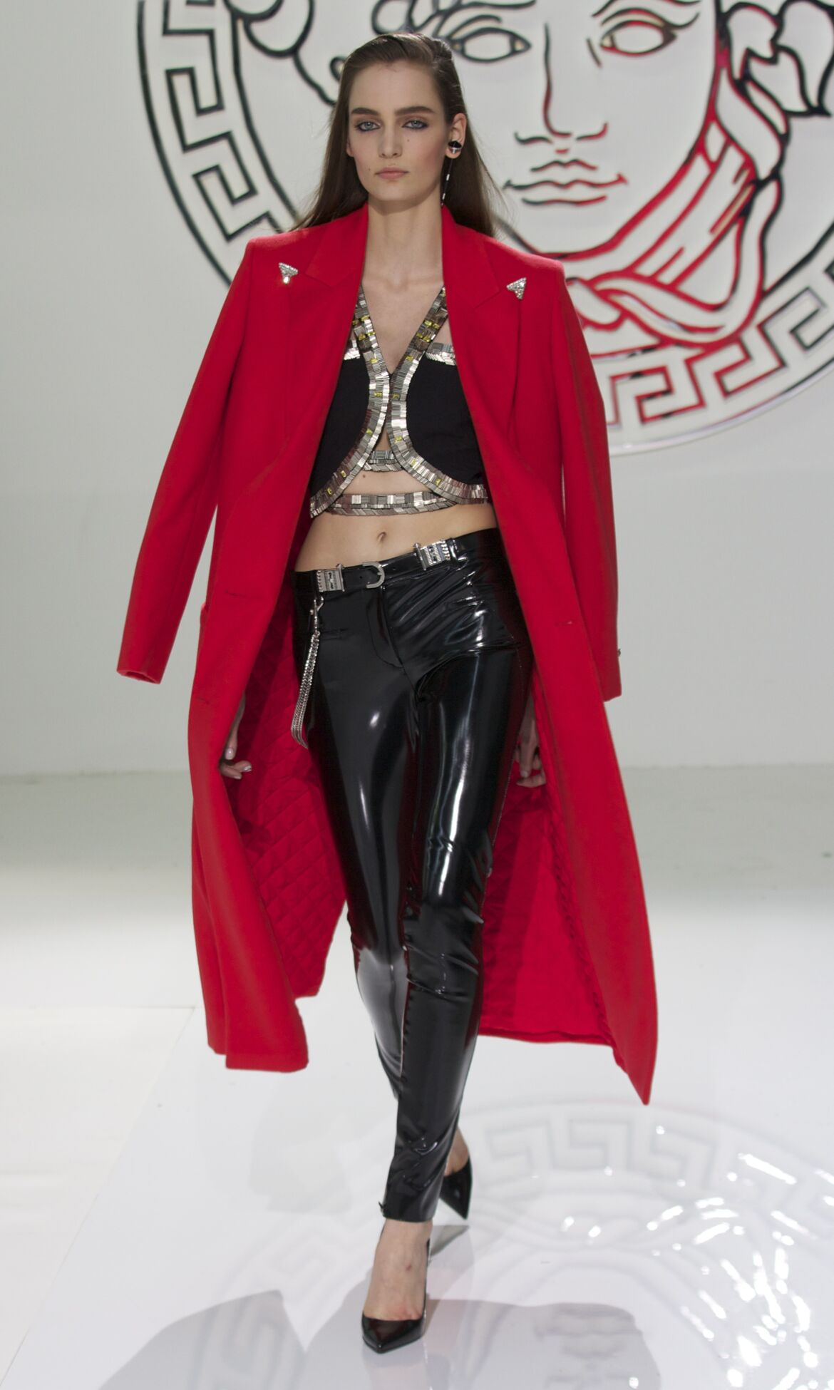 Versace Women's Collection 2013 2014