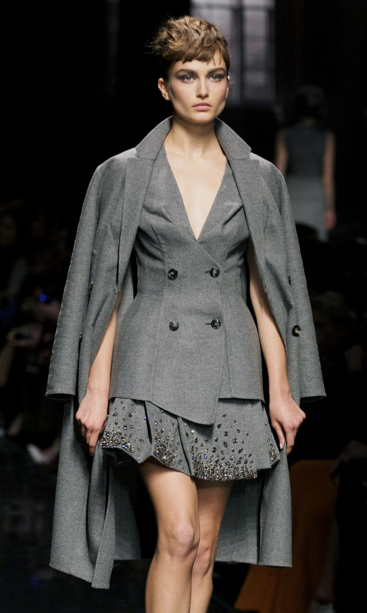 Winter 2013 Fashion Show Ermanno Scervino