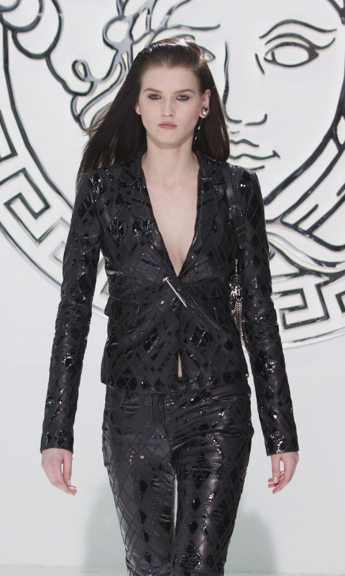 Winter 2013 Fashion Show Versace