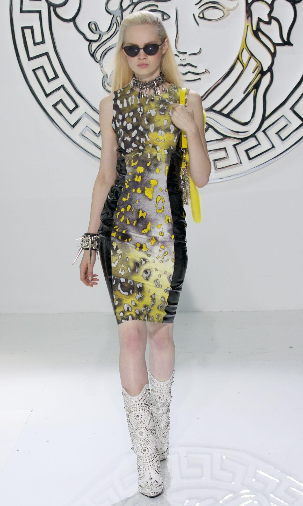 Winter 2013 Woman Versace