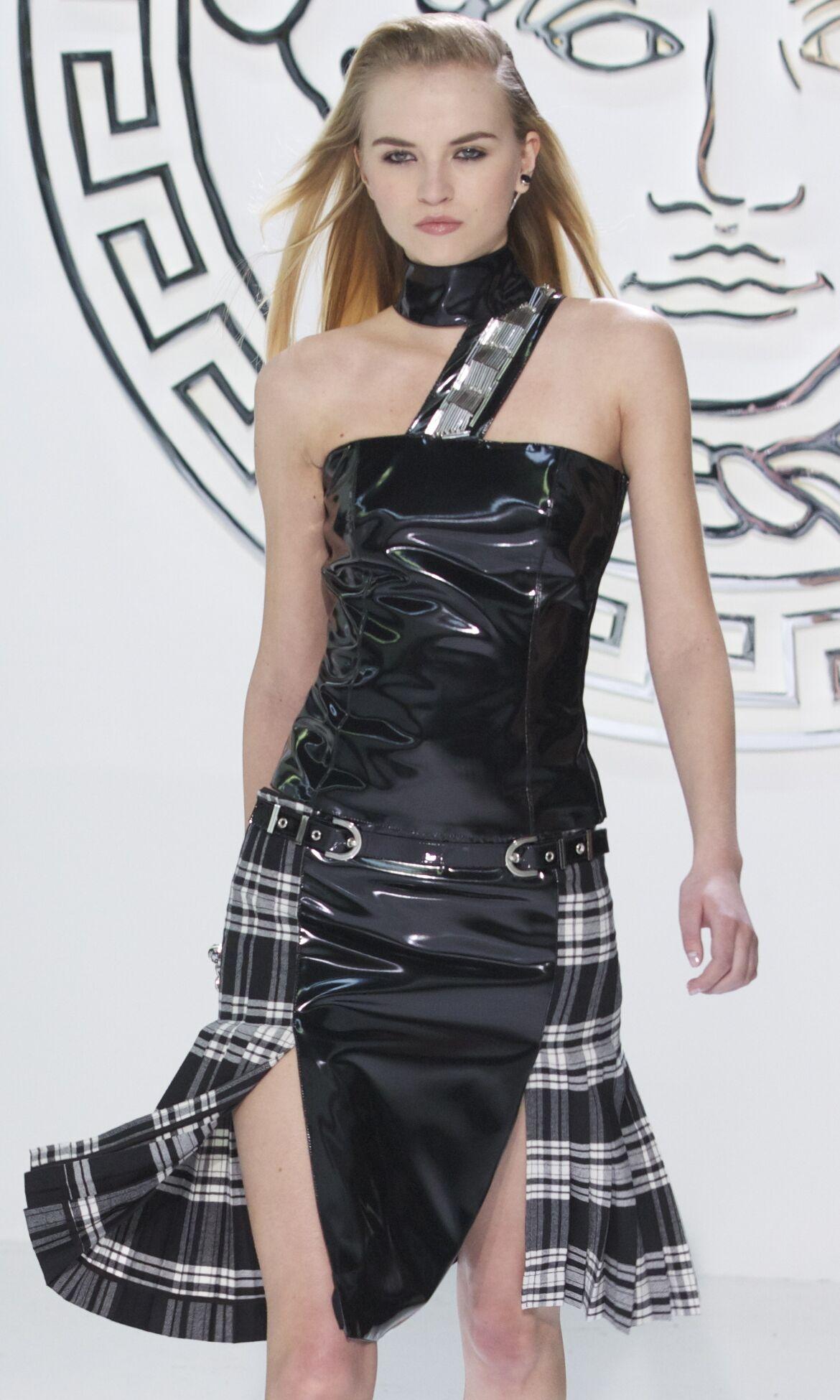 Winter 2014 Fashion Trends Versace