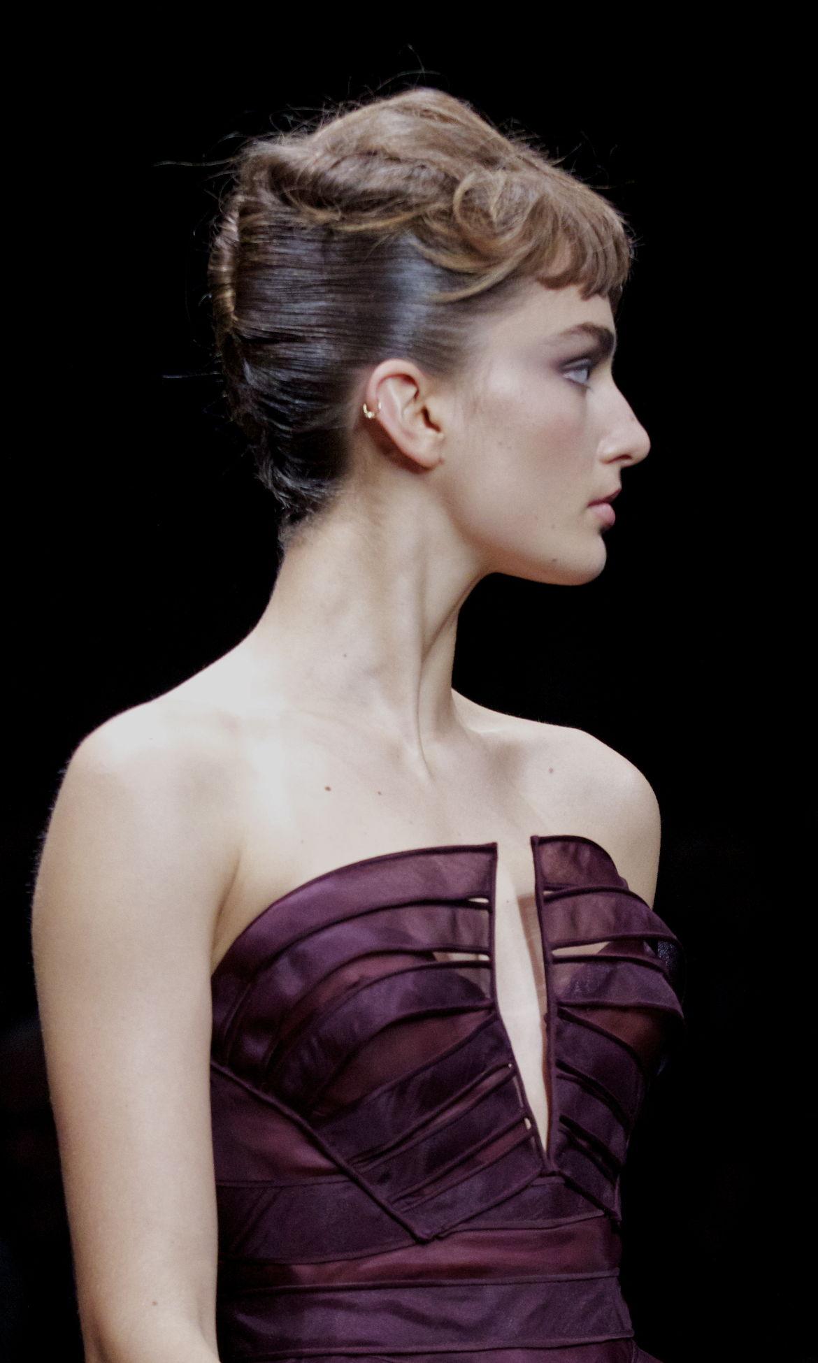 Winter Fashion Trends 2013 Ermanno Scervino