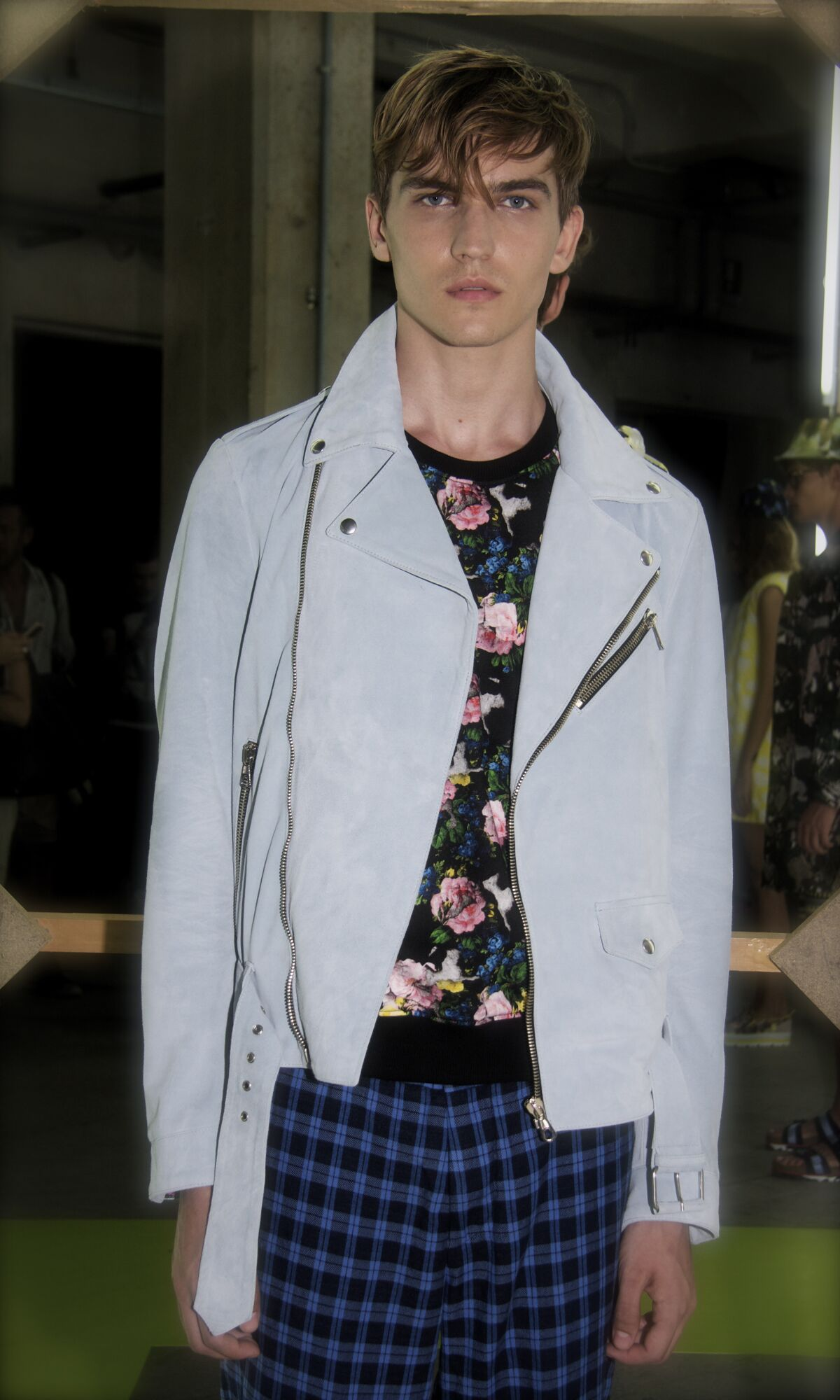 Msgm 2014 Men's Collection Pitti Immagine Uomo