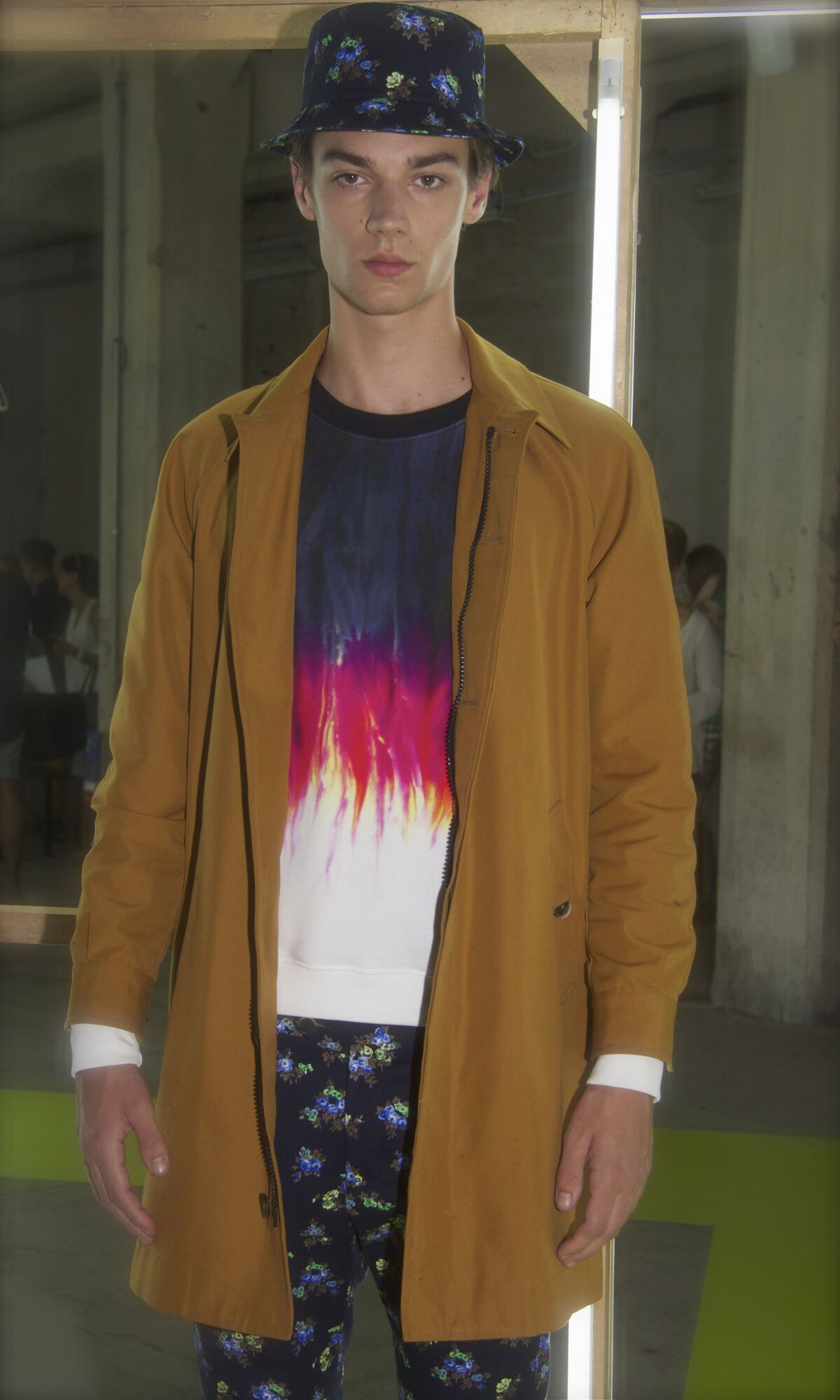 Msgm Spring 2014 Men's Collection Pitti Immagine Uomo