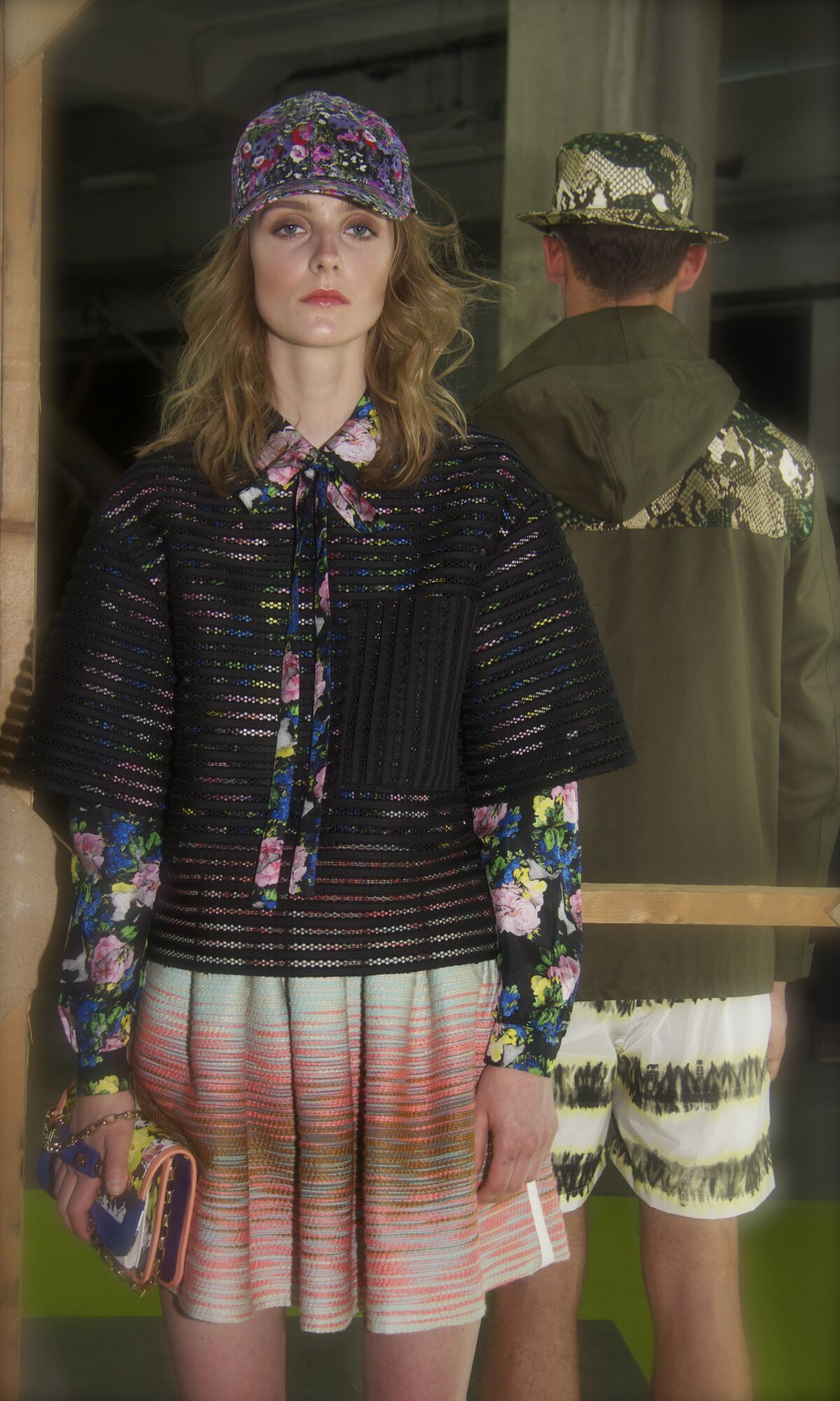 Msgm Spring Summer 2014 Women's Collection Pitti Immagine Uomo