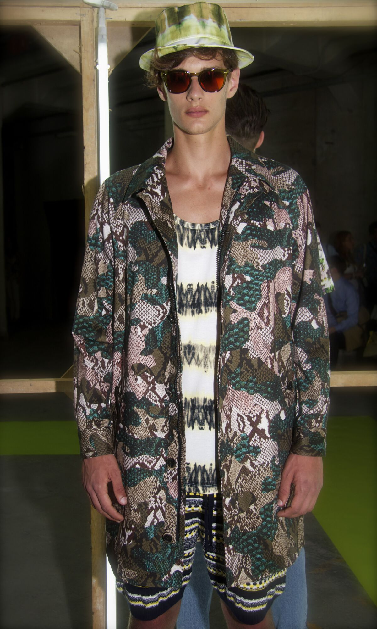 Msgm Summer 2014 Men's Collection Pitti Immagine Uomo