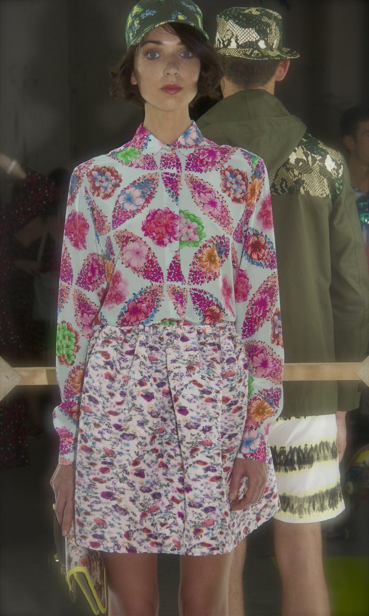 Msgm Summer 2014 Women's Collection Pitti Immagine Uomo
