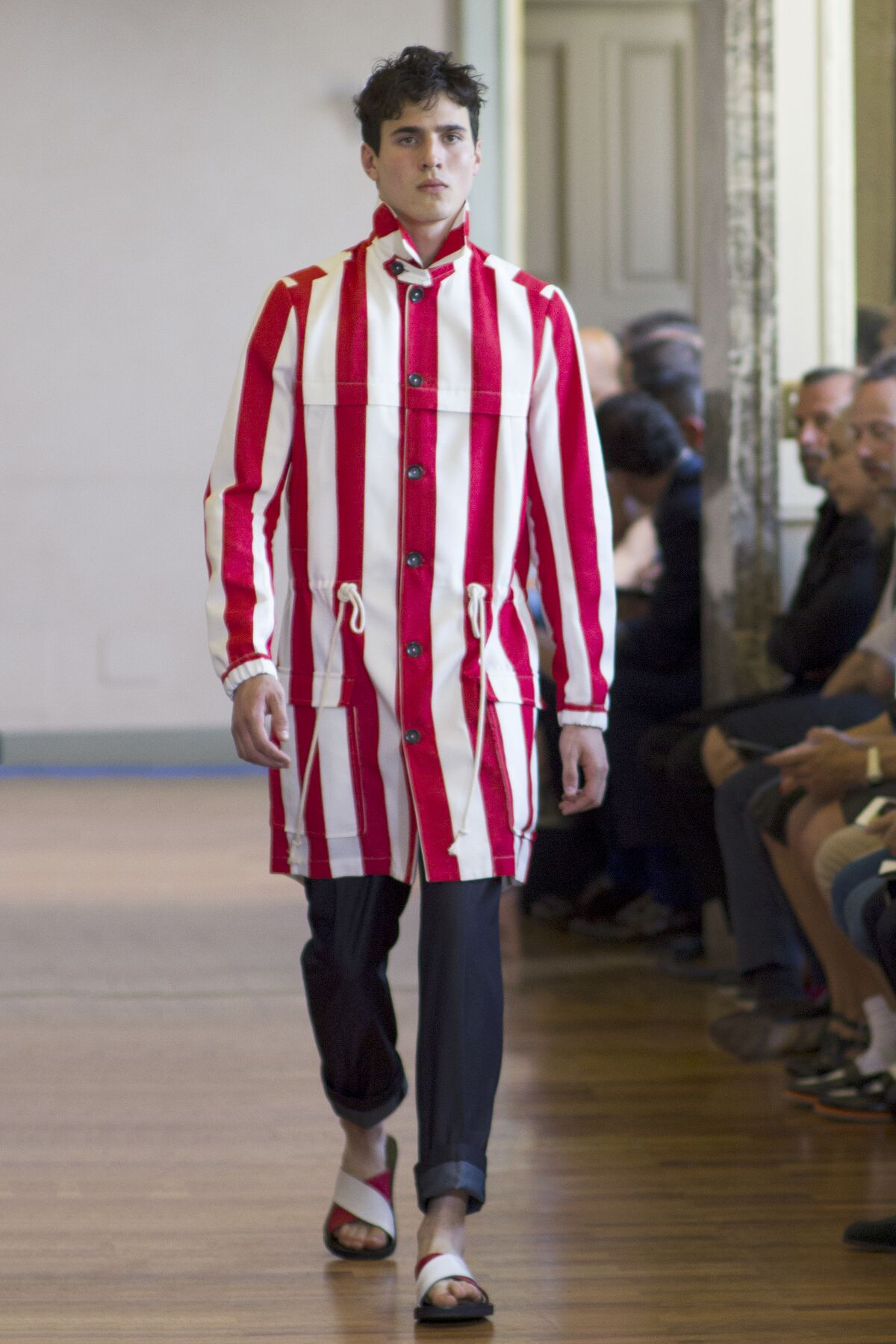 Andrea Incontri Spring Summer 2014 Mens Collection Milano Fashion Week