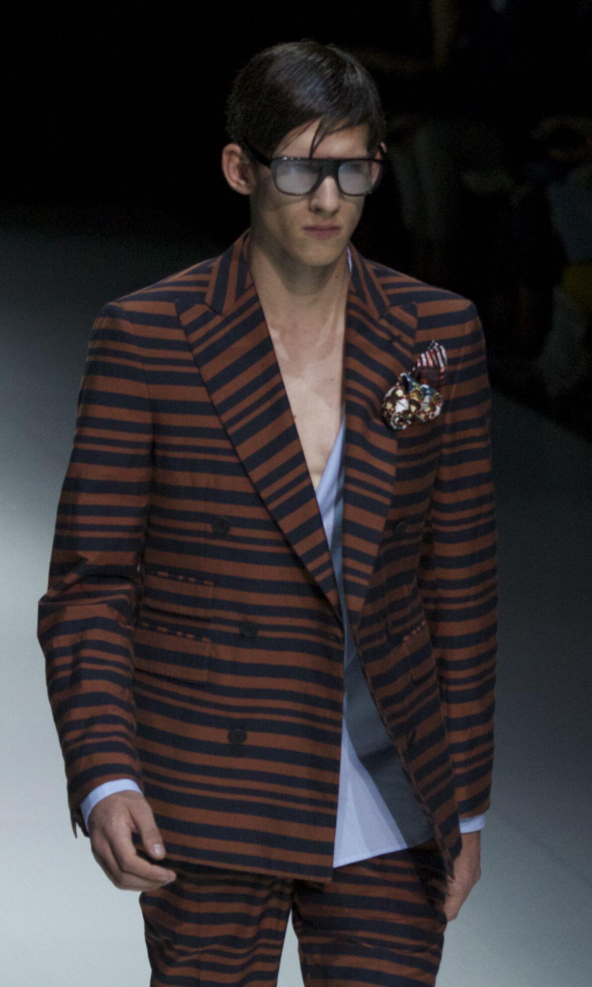 Andrea Pompilio Man Milano Fashion Week