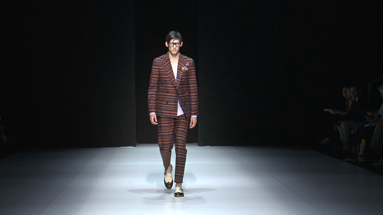 Andrea Pompilio Spring Summer 2014 Collection - Milan Fashion Week
