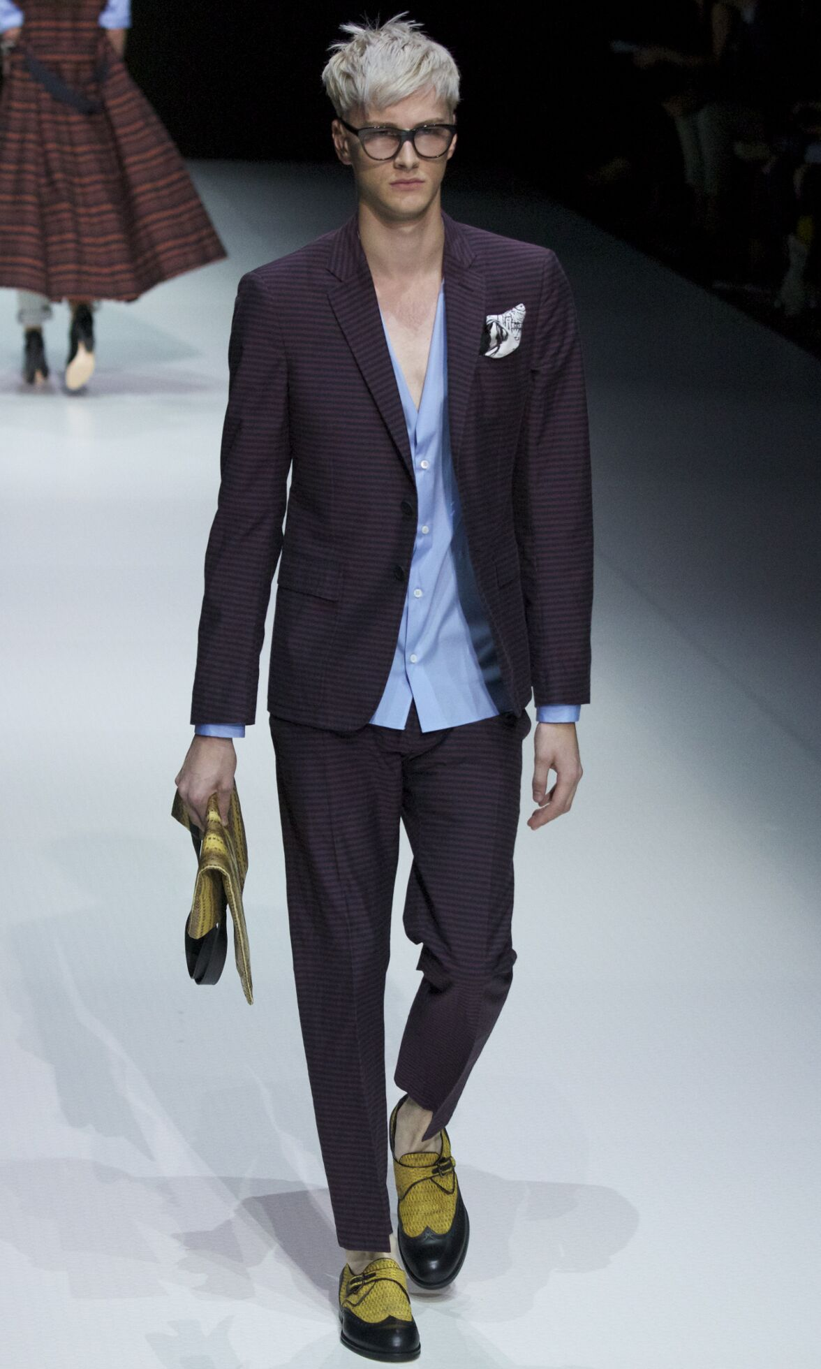 Andrea Pompilio Spring Summer 2014 Mens Collection Milano Fashion Week