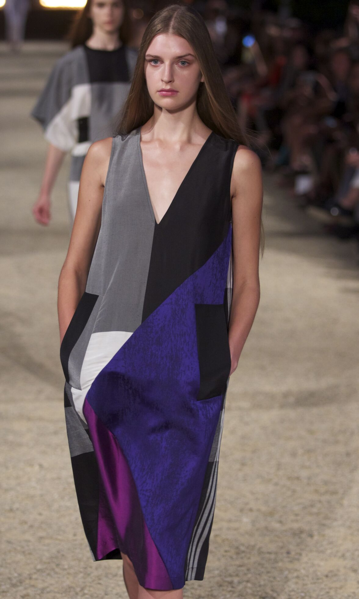Catwalk Damir Doma Spring Summer 2014 Women Resort Collection Pitti W