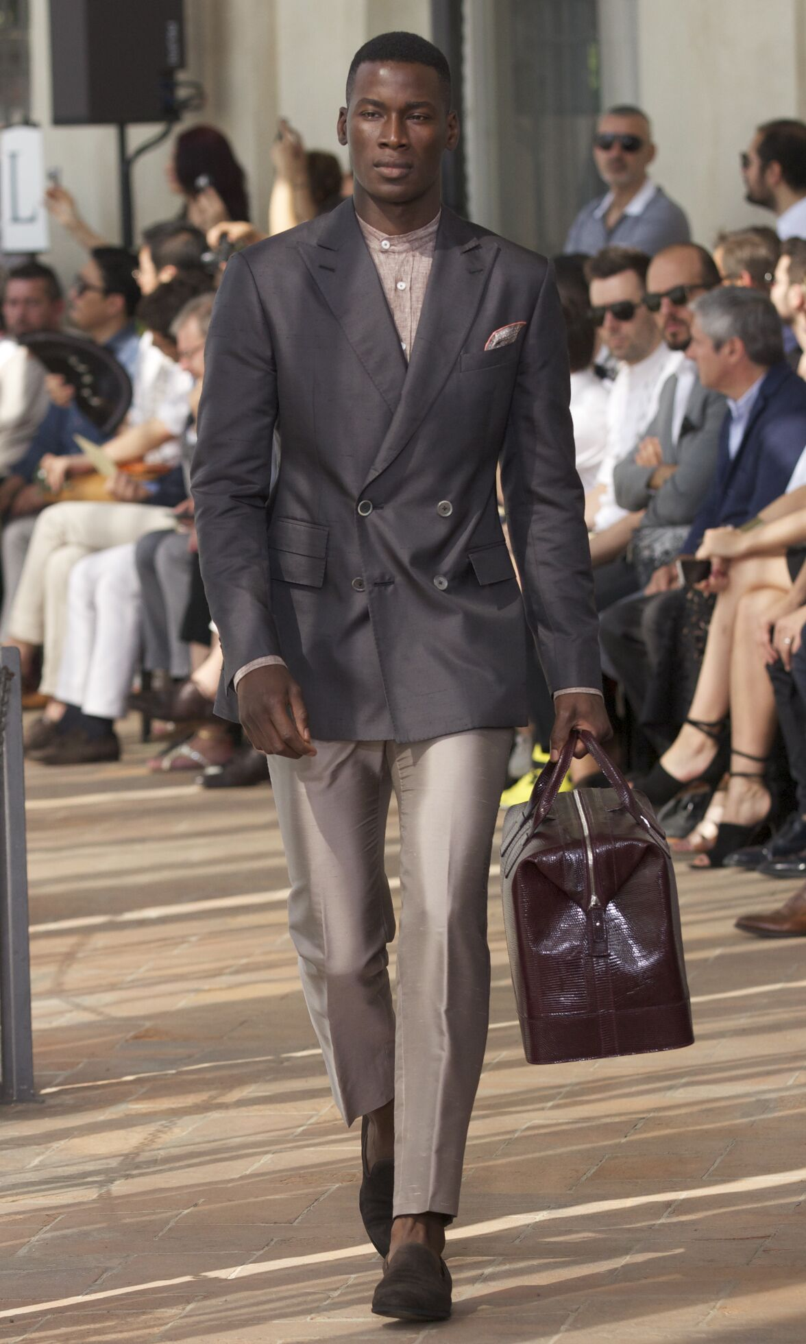 Corneliani Italian Suit