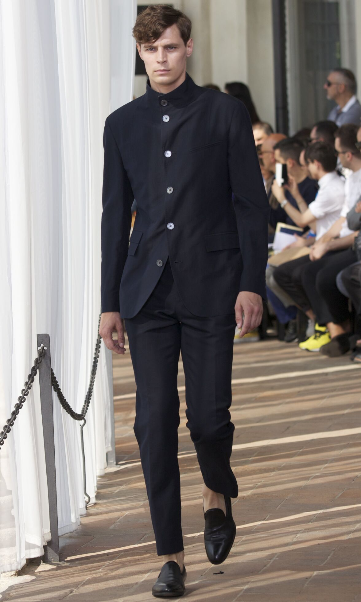Corneliani Man Milano Fashion Week