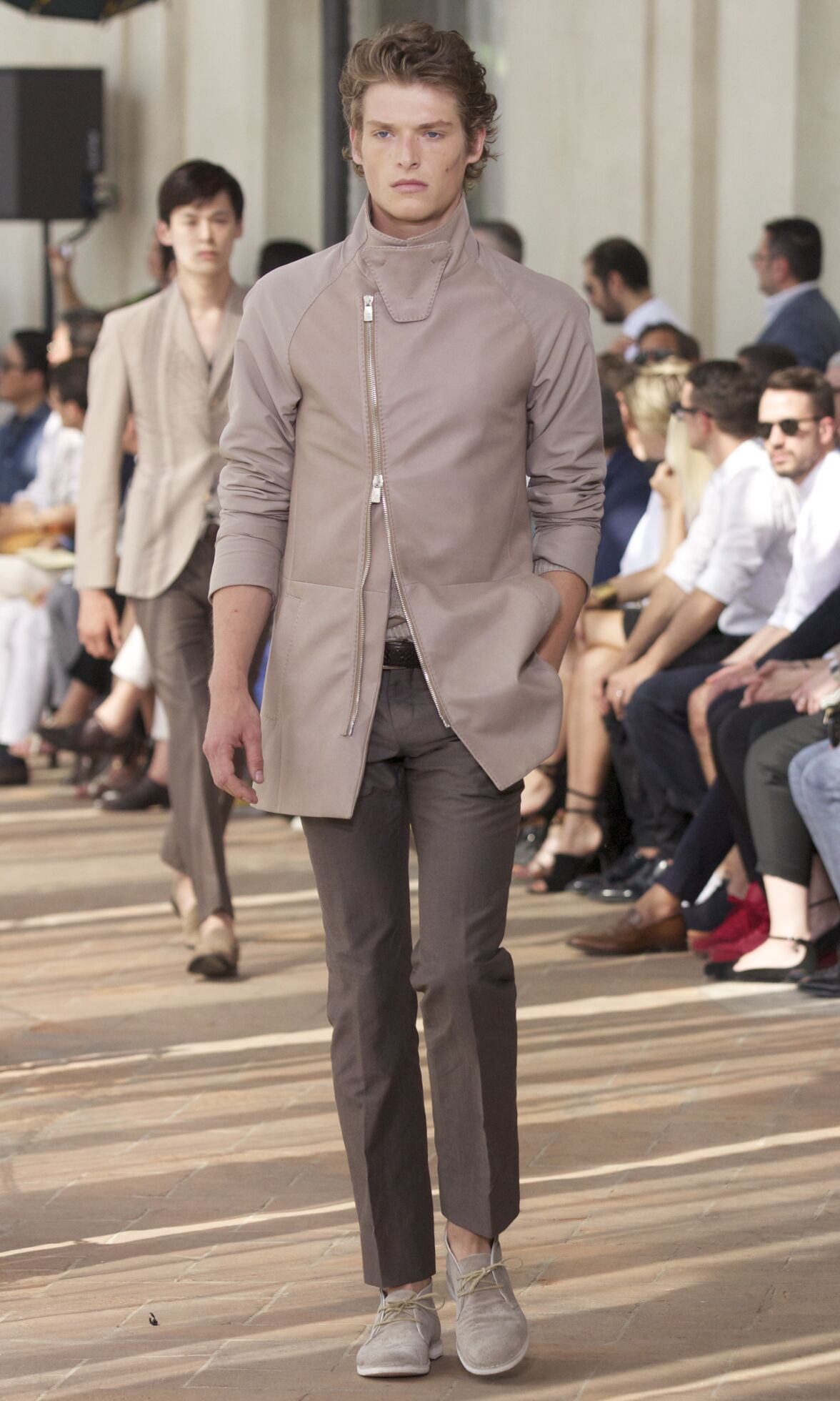Corneliani Milano Fashion Week Menswear