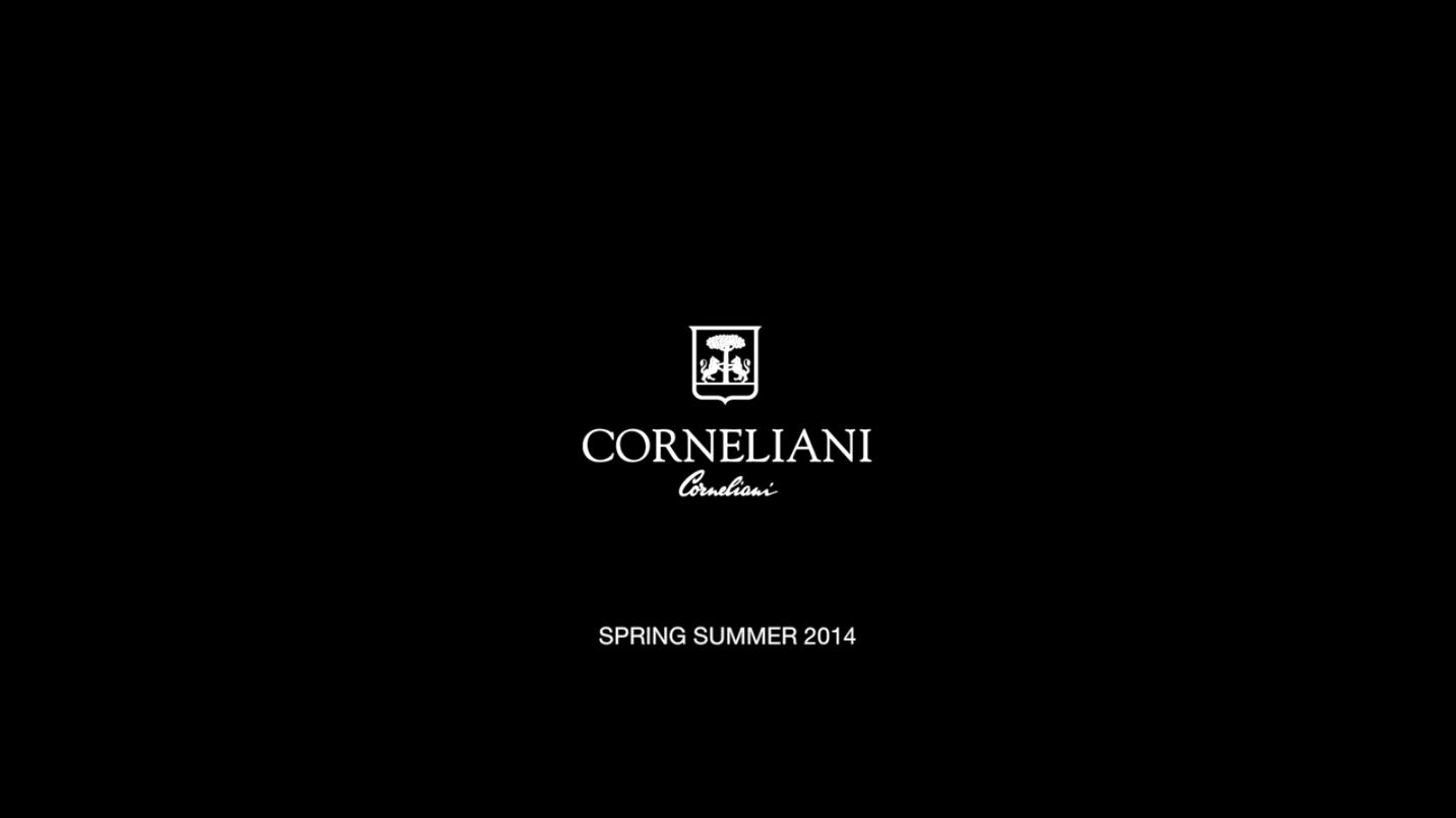 Corneliani Spring Summer 2014 Men's Fashion Show - Milano Fashion Week